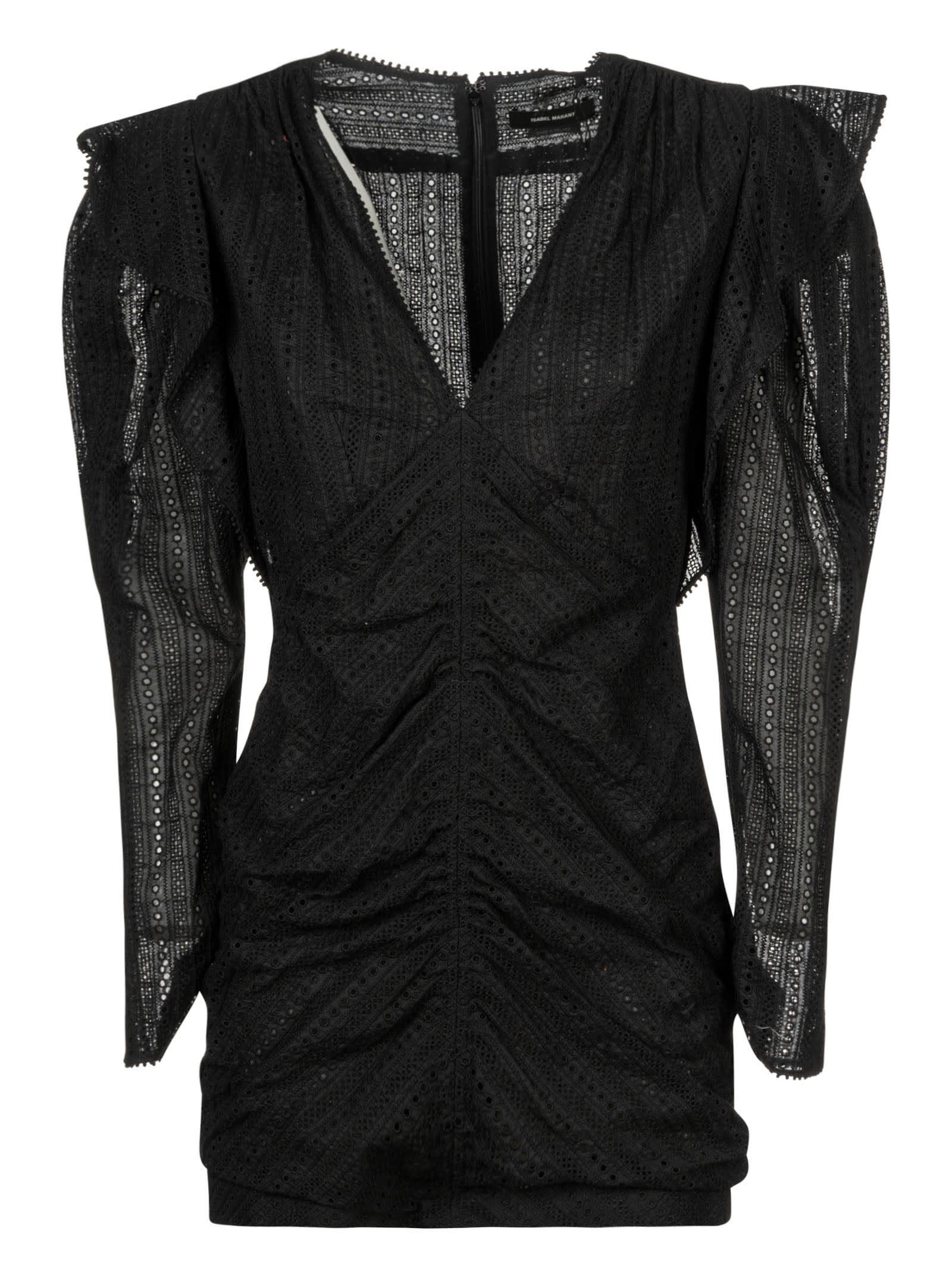 Buy Isabel Marant Getya Dress online, shop Isabel Marant with free shipping