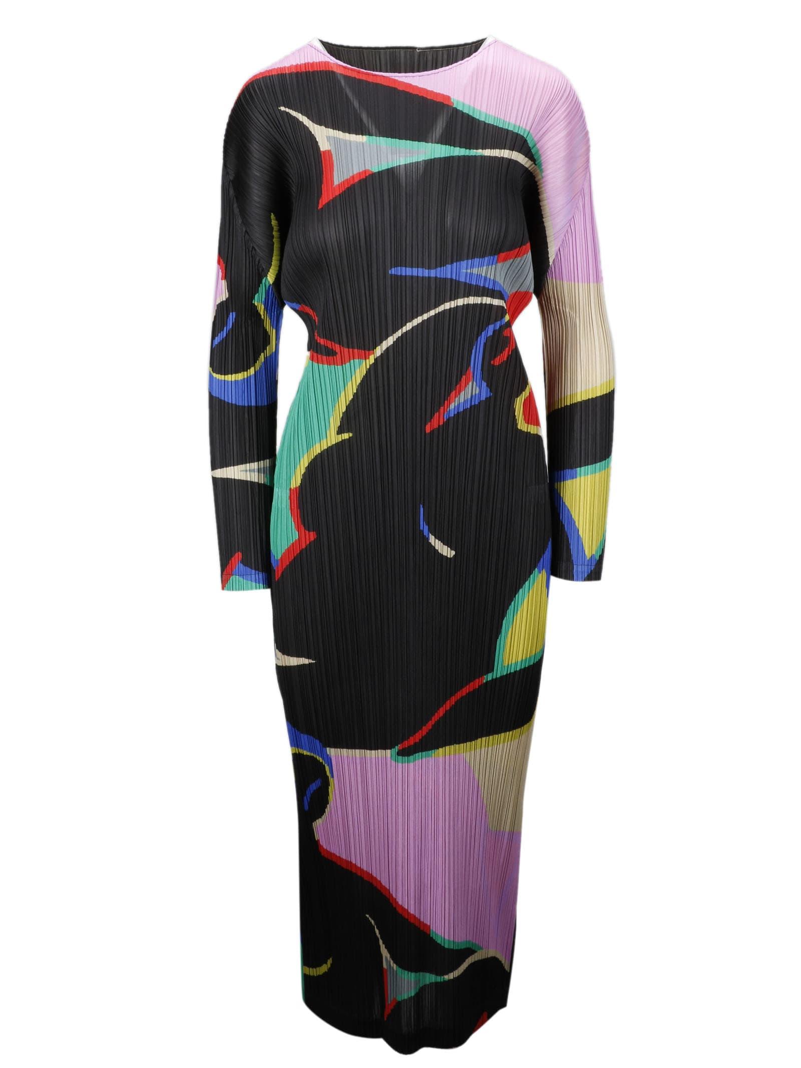 Pleats Please Issey Miyake Dresses DRESS