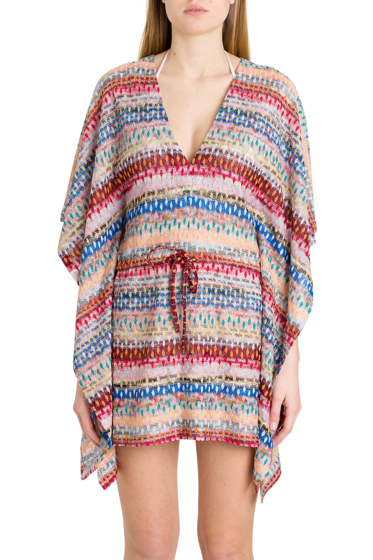 Buy Missoni Knitted Tunic Dress online, shop Missoni with free shipping