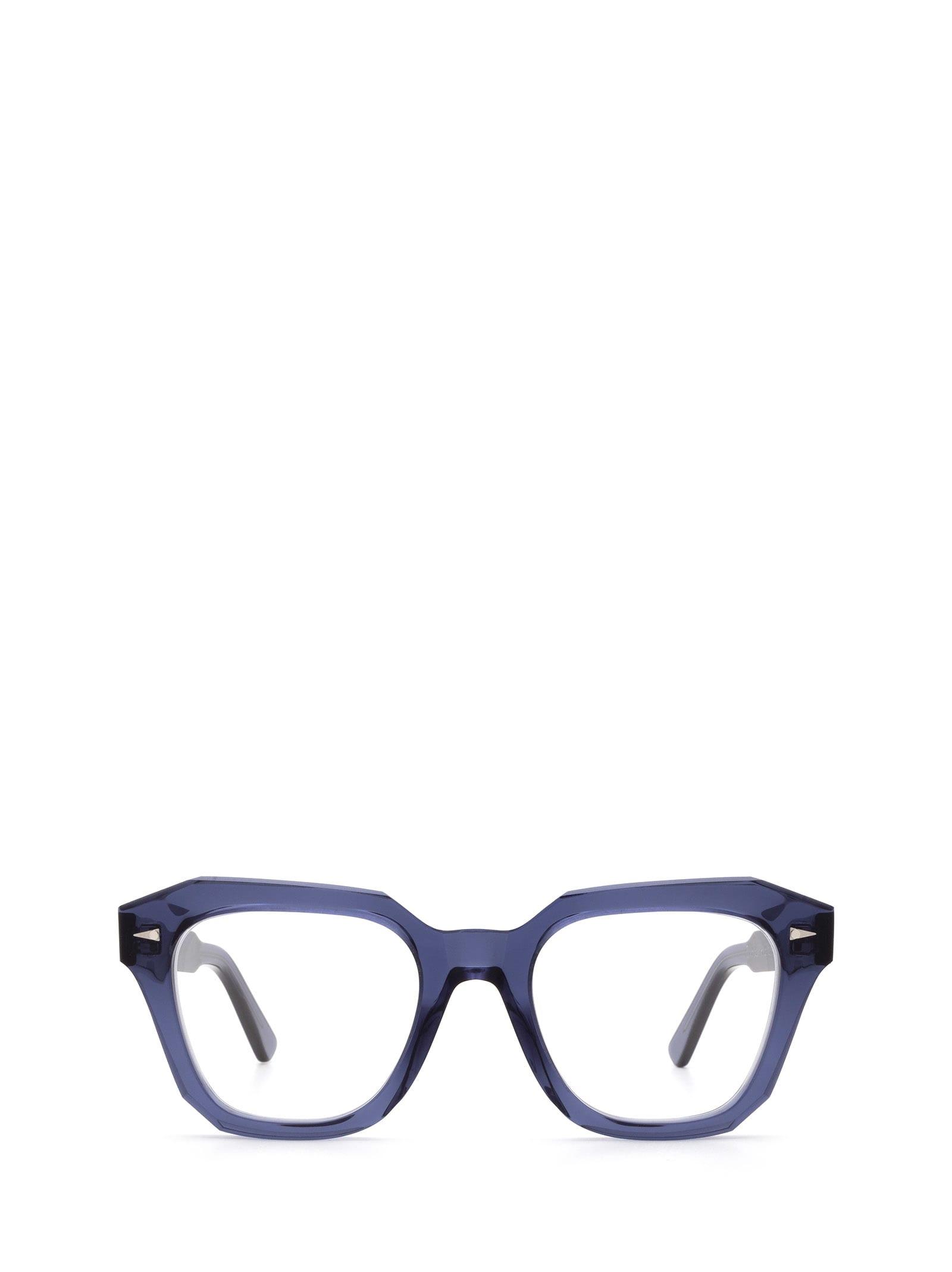 AHLEM Ahlem Pont Des Arts Optic Raw 8mm Blue Glasses