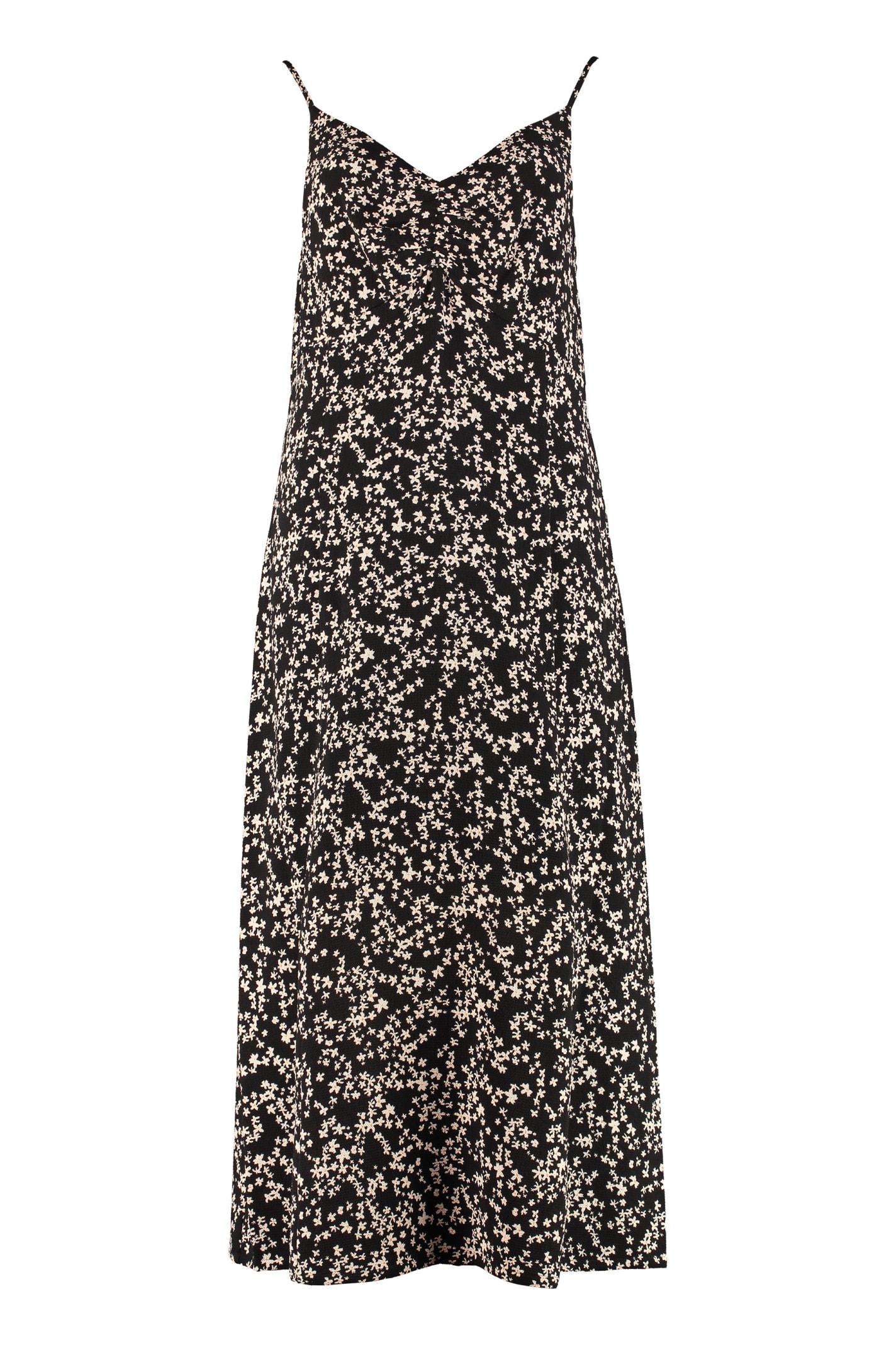 Buy Baum und Pferdgarten Asta Printed Midi Dress online, shop Baum und Pferdgarten with free shipping
