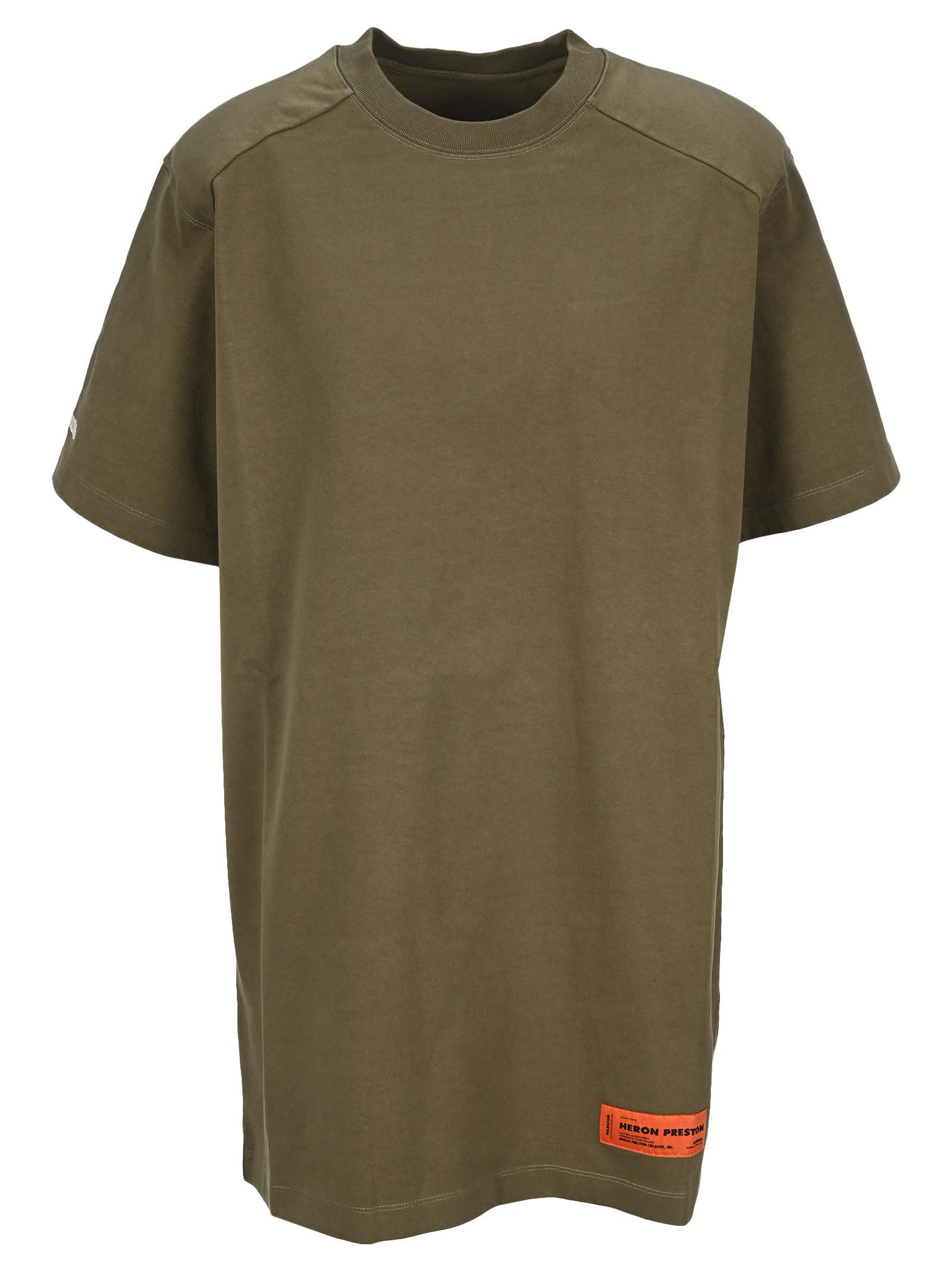 Heron Preston T-shirt Dress