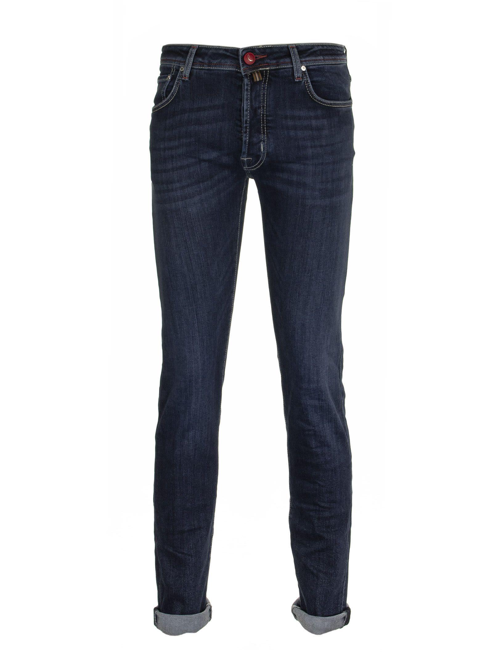 Jacob Cohen Jeans Blue Denim