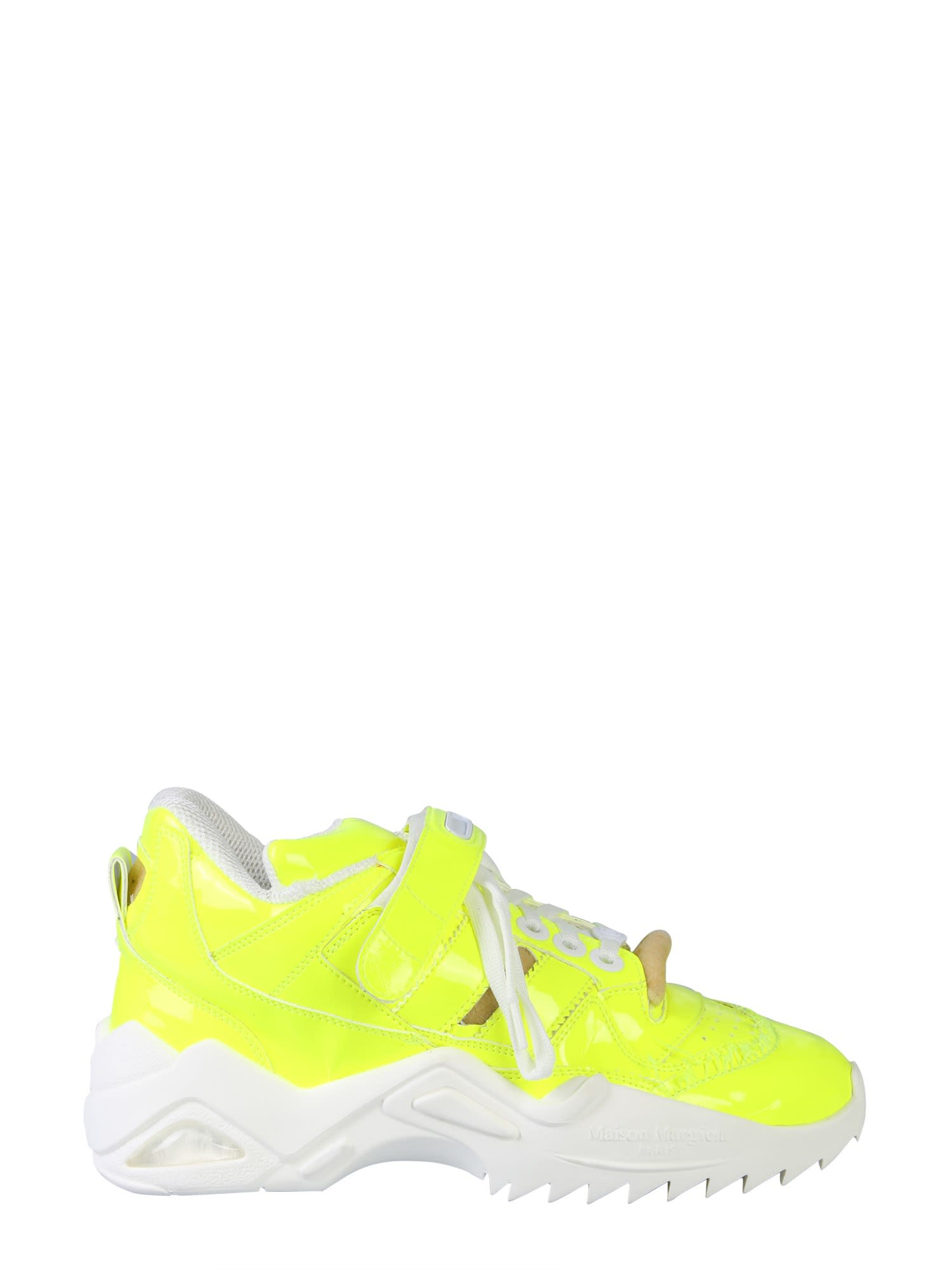 Buy Maison Margiela Low-top Sneaker online, shop Maison Margiela shoes with free shipping