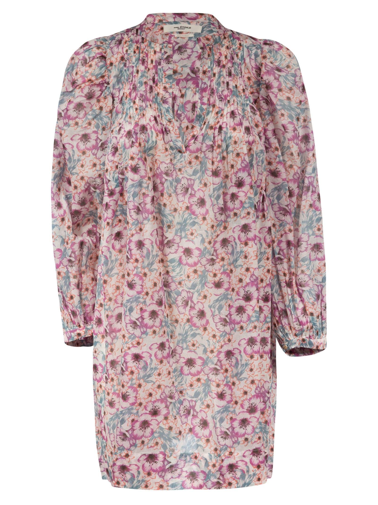 Buy Isabel Marant ?toile Virginie Dress online, shop Isabel Marant ?toile with free shipping