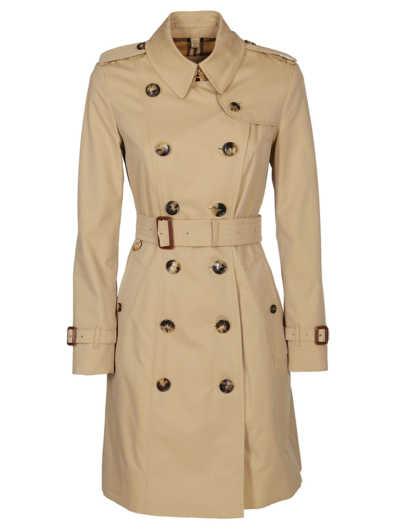 Burberry Flared Trench Coat