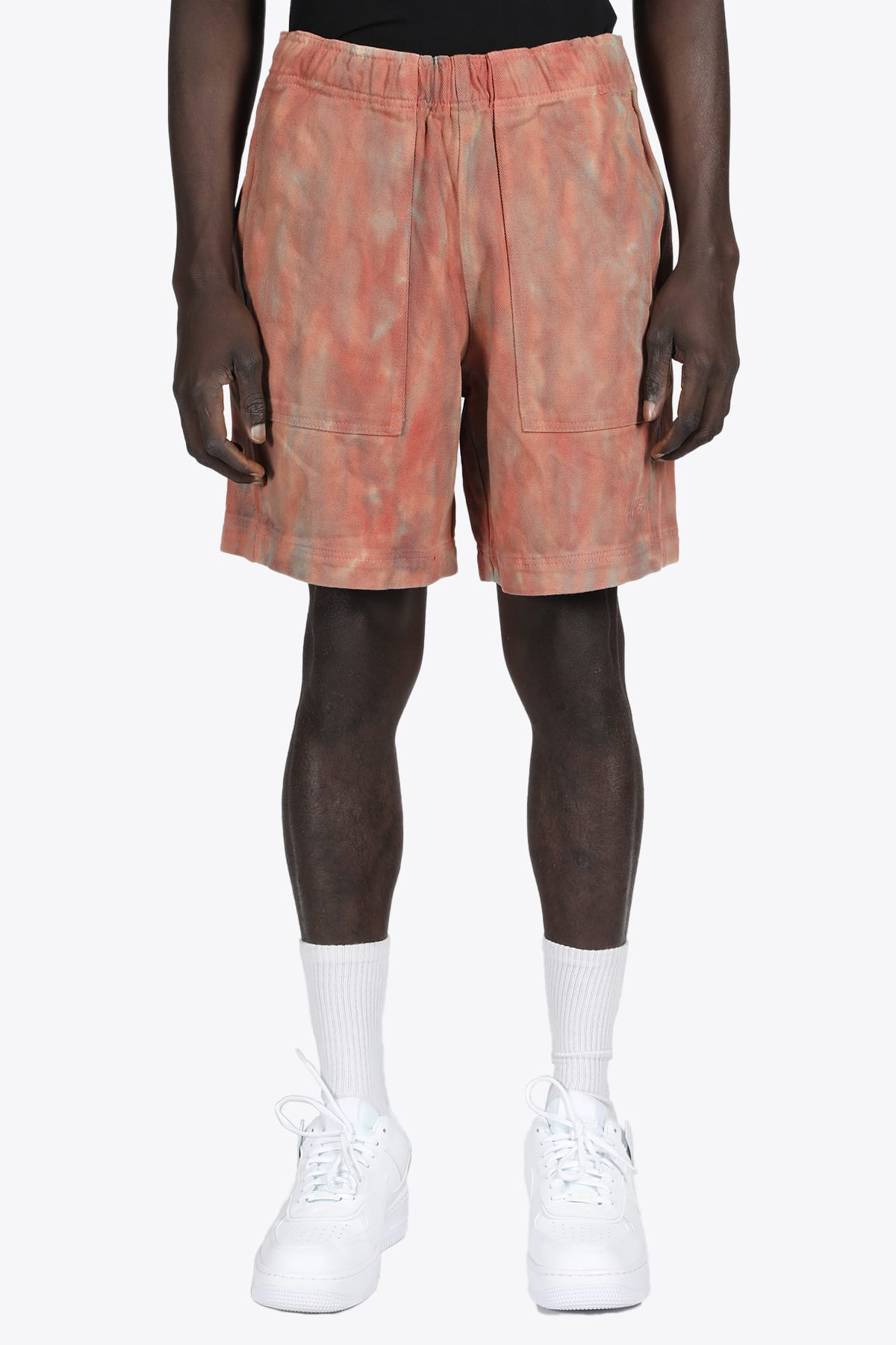Stussy Cottons DYED EASY SHORT