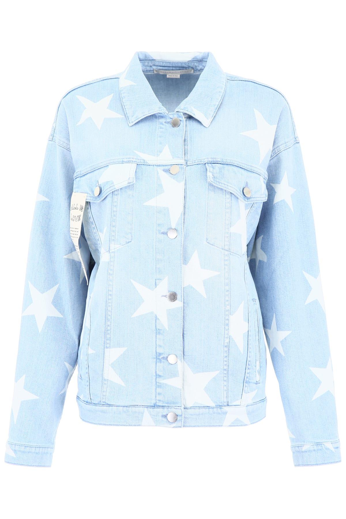 Stella McCartney Star Print Jacket