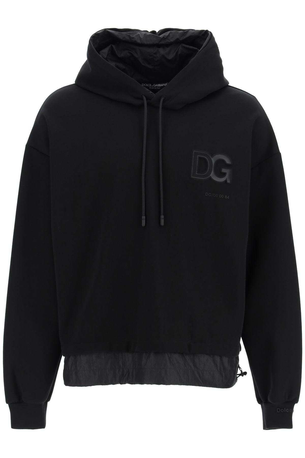 Dolce & Gabbana 3D LOGO HOODIE