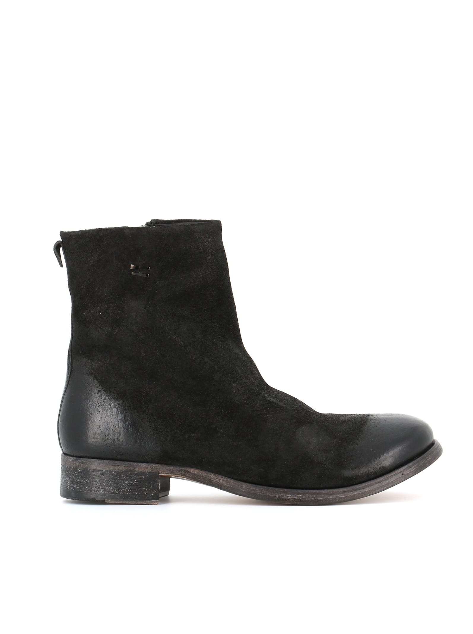 The Last Conspiracy Ankle Boots beary