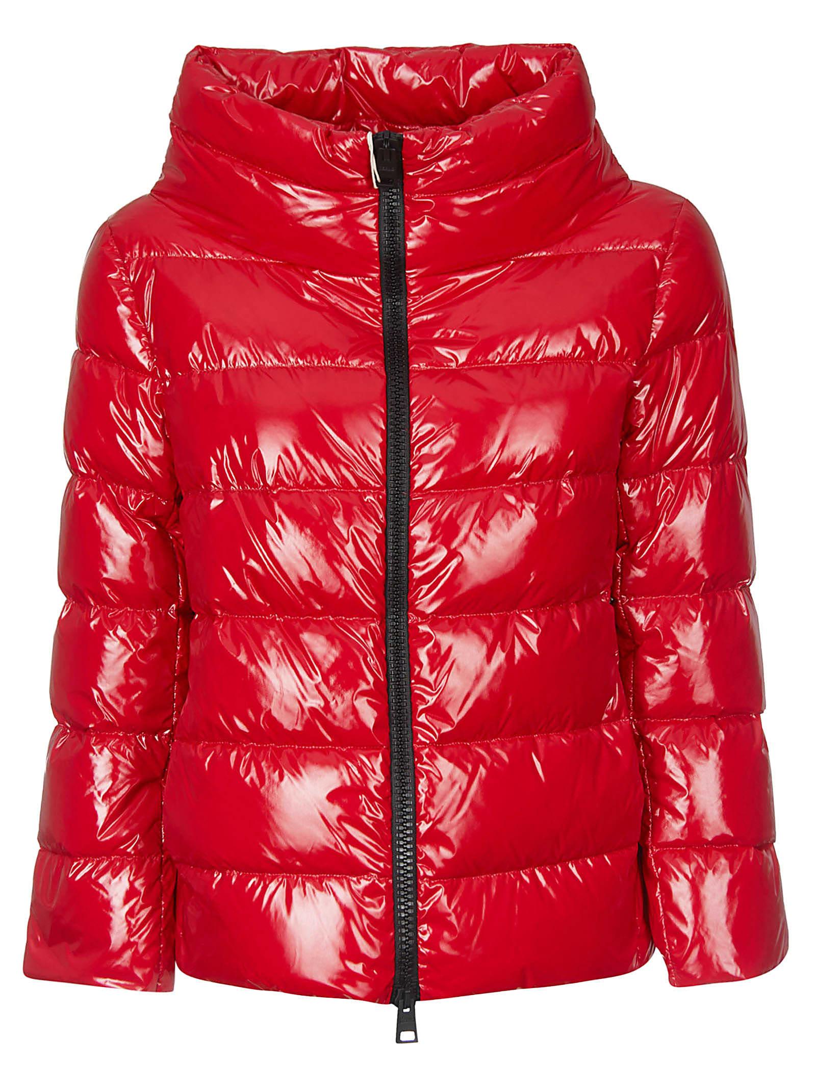 Herno Wide Neck Padded Jacket