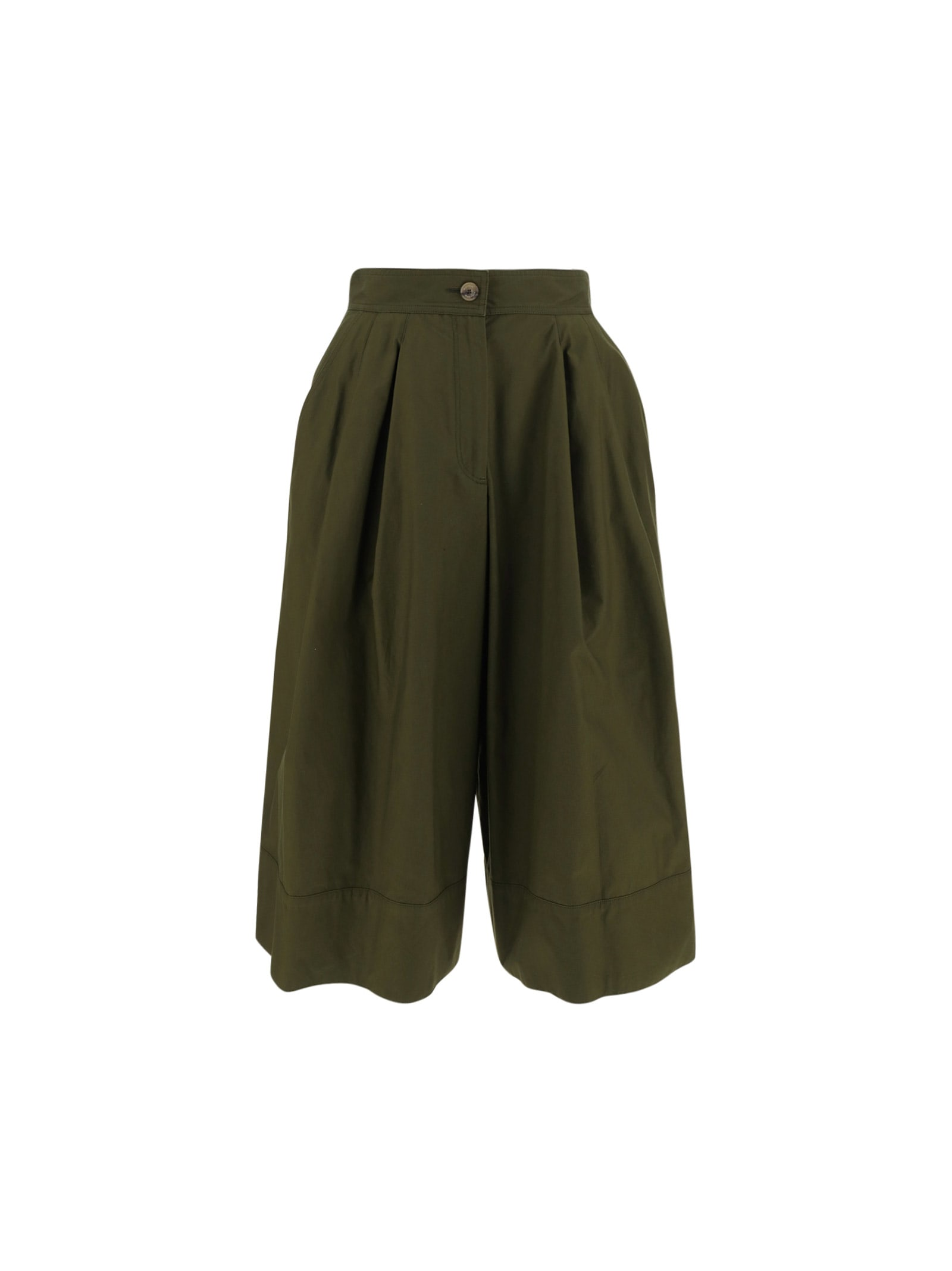 Moncler Cottons X JW ANDERSON BERMUDA SHORTS