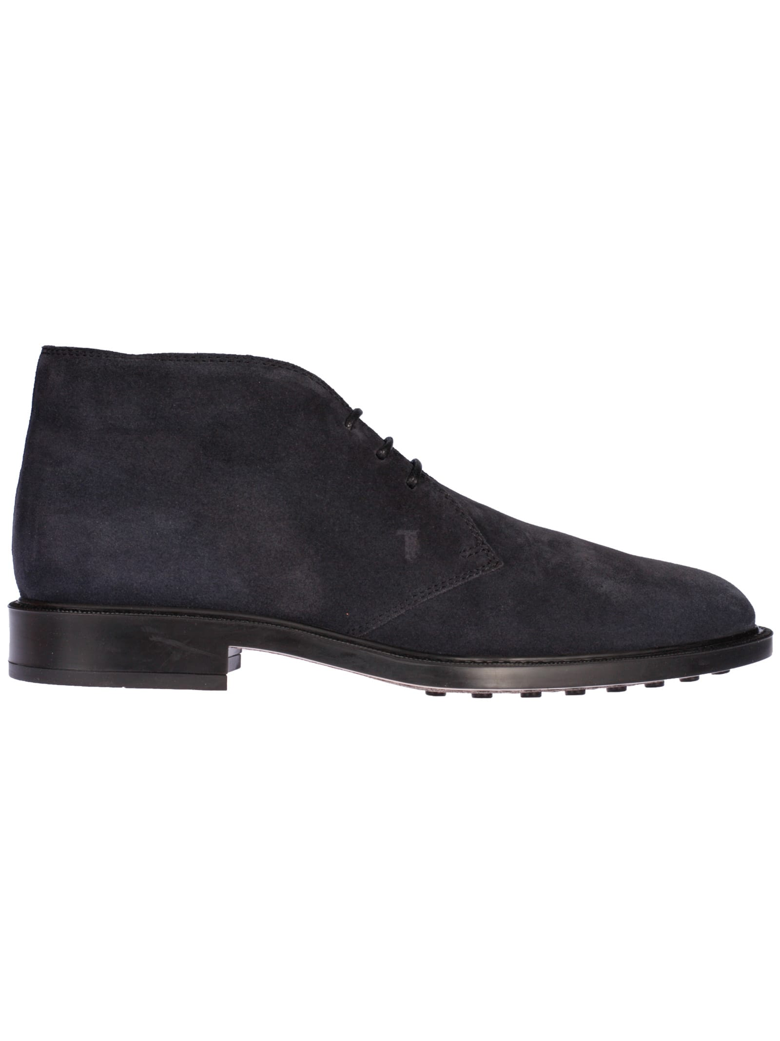 Tods Laced-up Ankle Boots