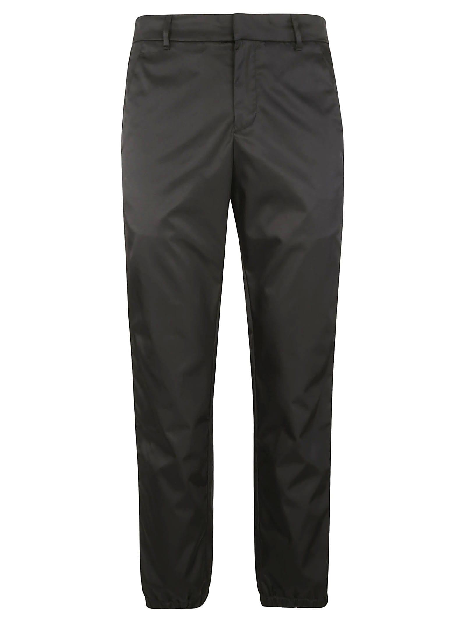 Prada Classic Straight Trousers