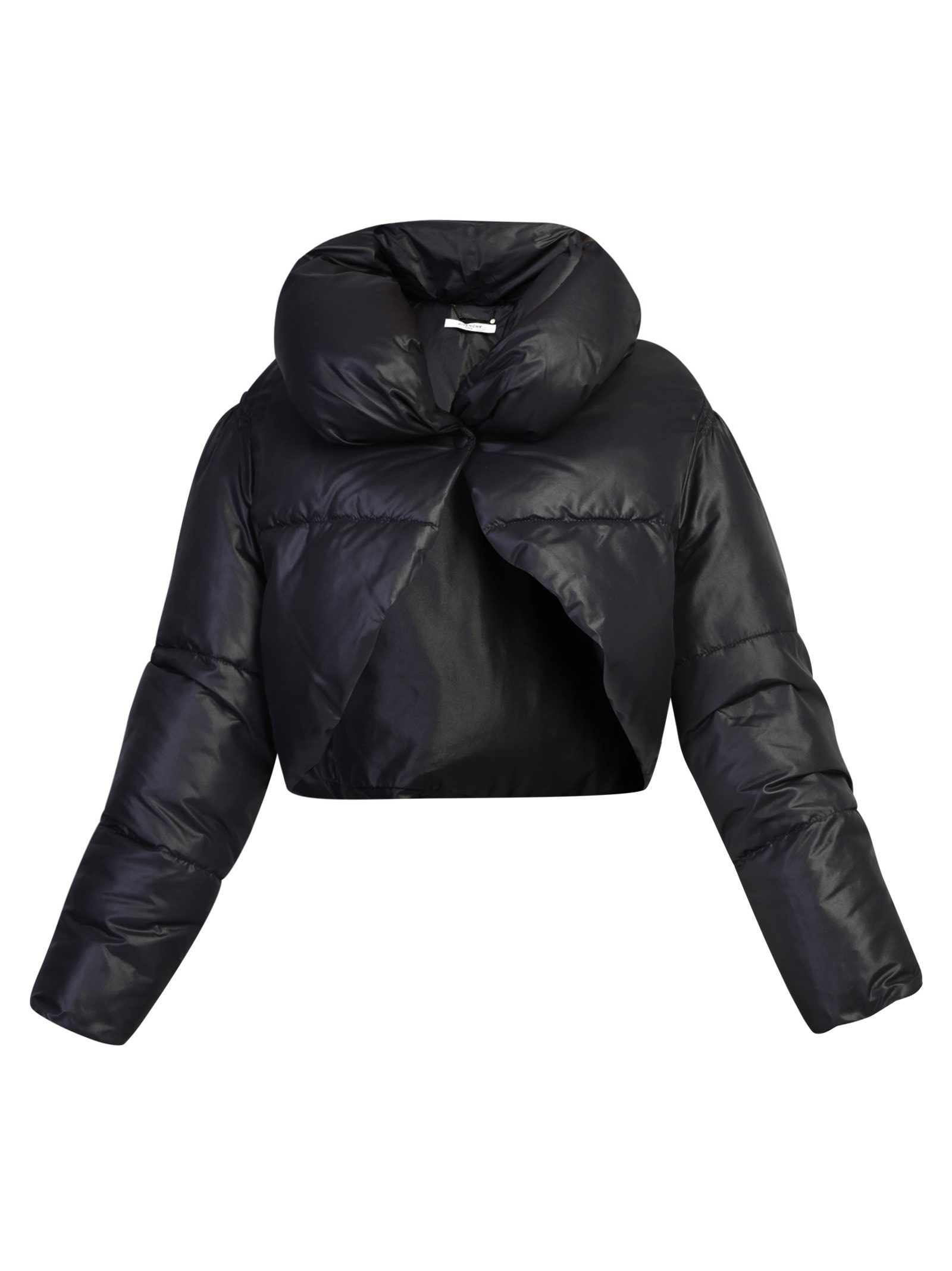 Photo of  Givenchy Cropped Padded Jacket- shop Givenchy jackets online sales