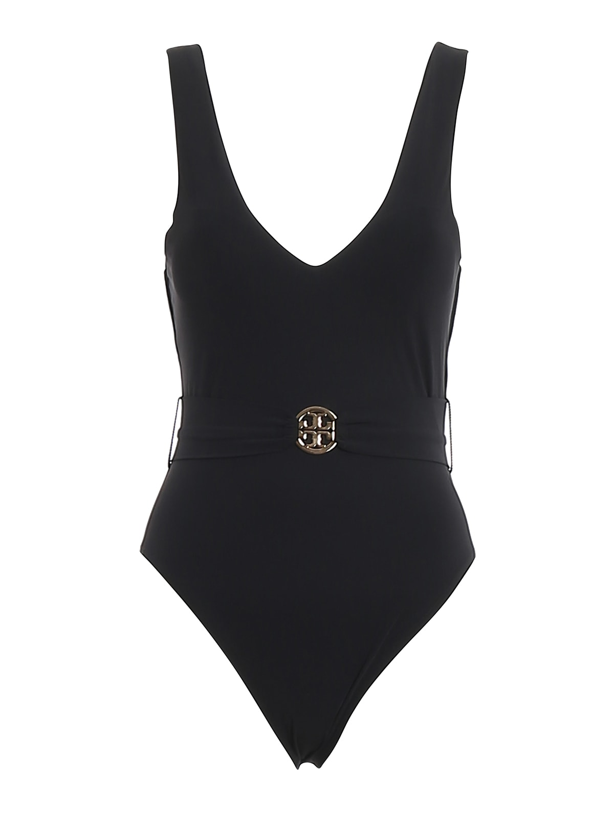 Tory Burch Miller Plunge One-piece