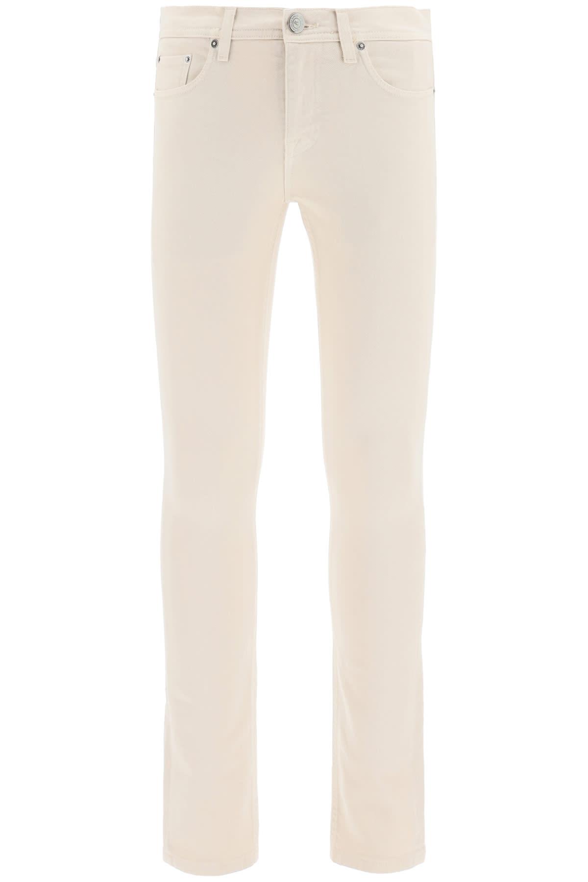 Etro Slim Fit Basic Jeans