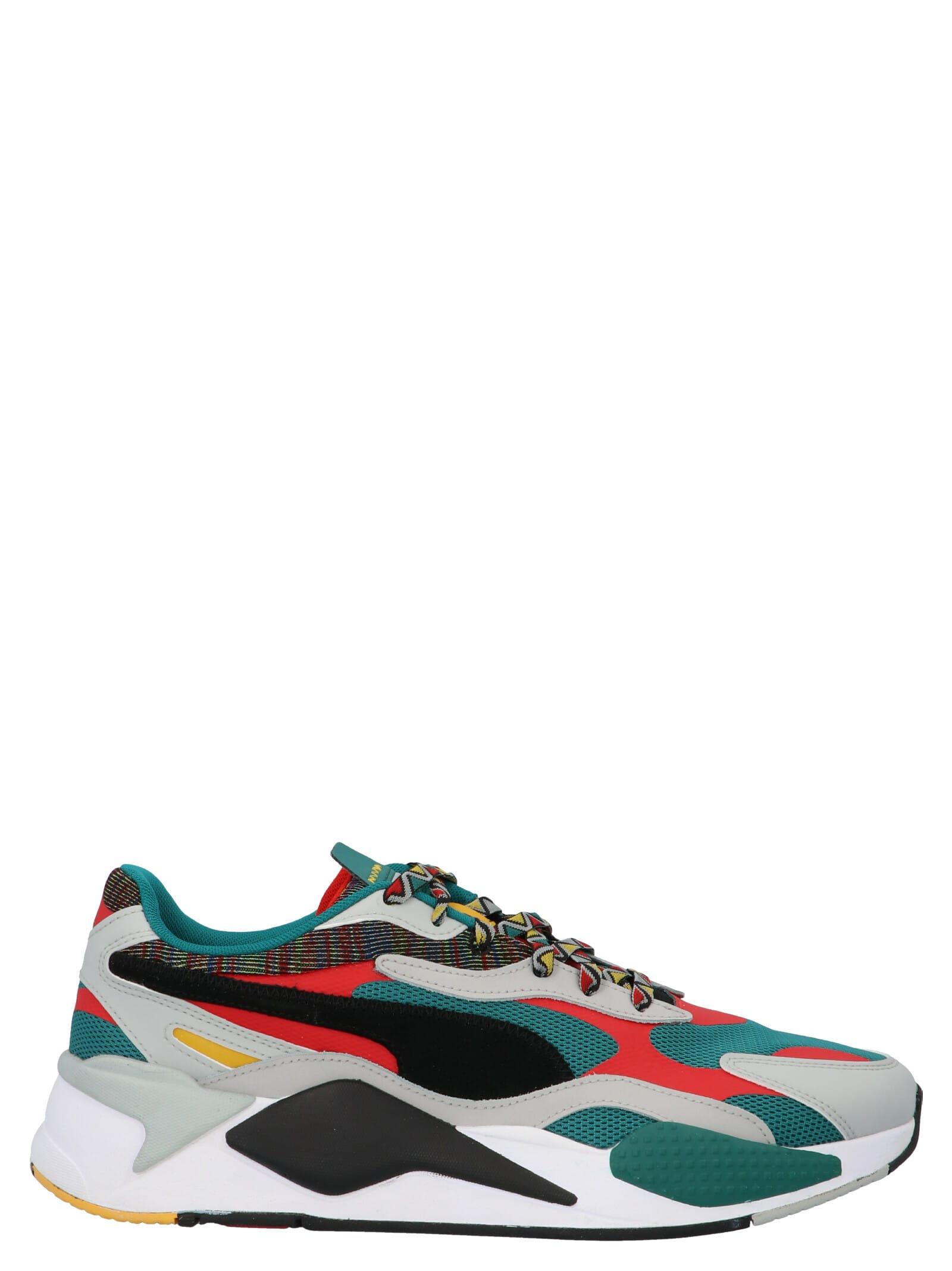 Puma rsx3 Afro Beat Shoes
