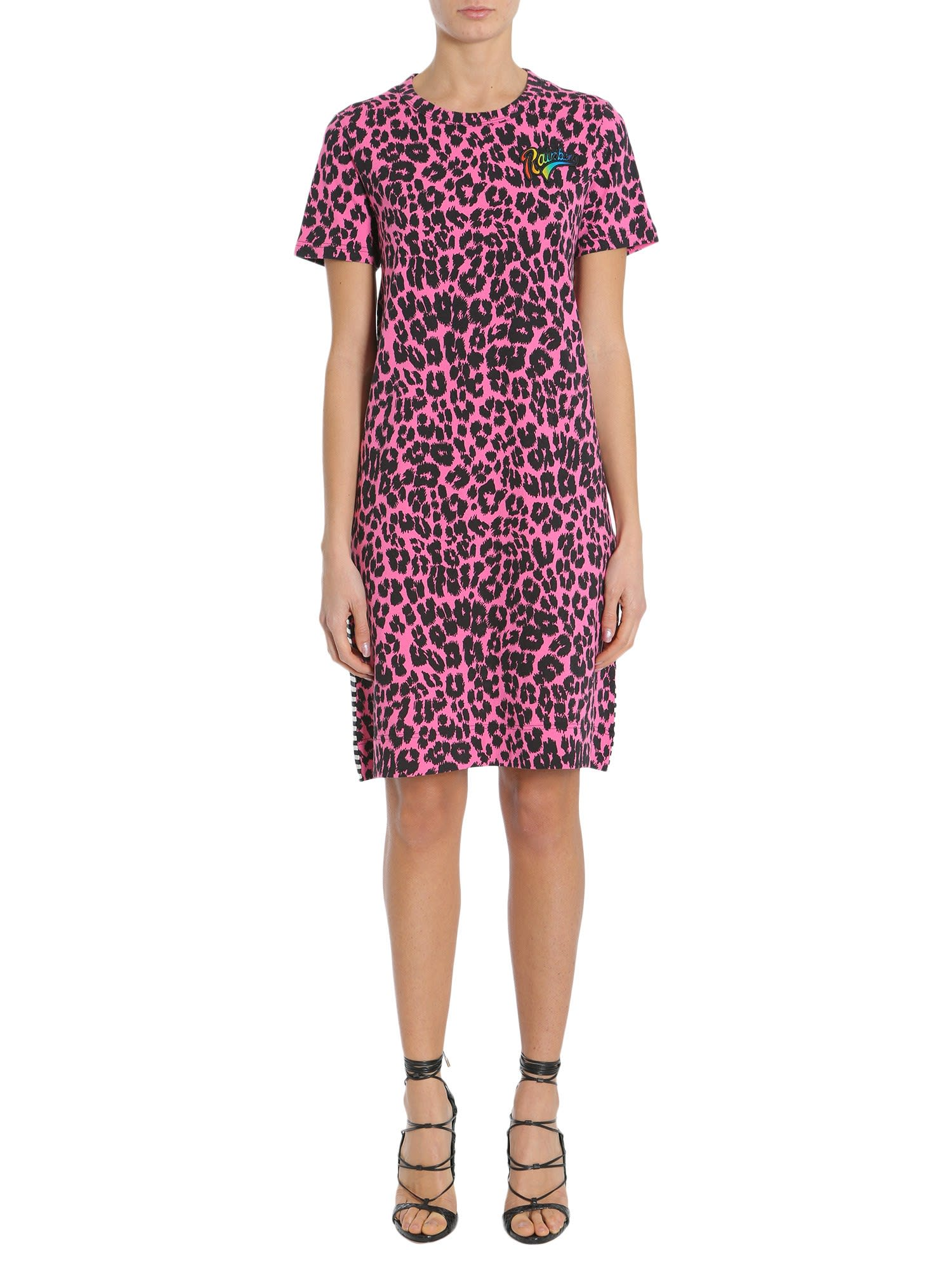 Marc Jacobs Printed Patchwork Dress
