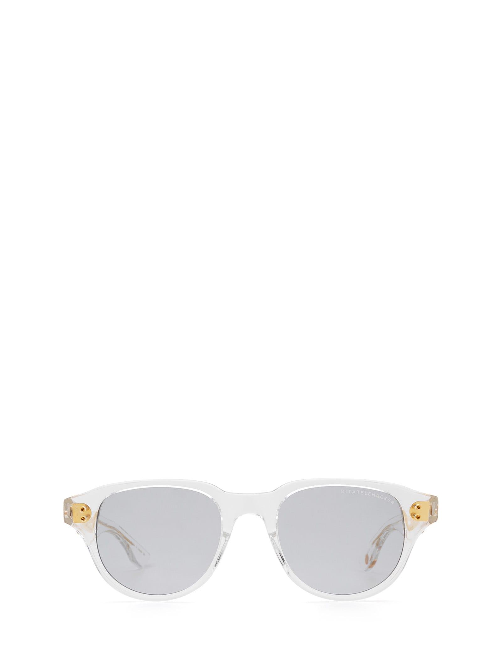 Dita Dita Dts708-a-03 Crystal Gold Sunglasses