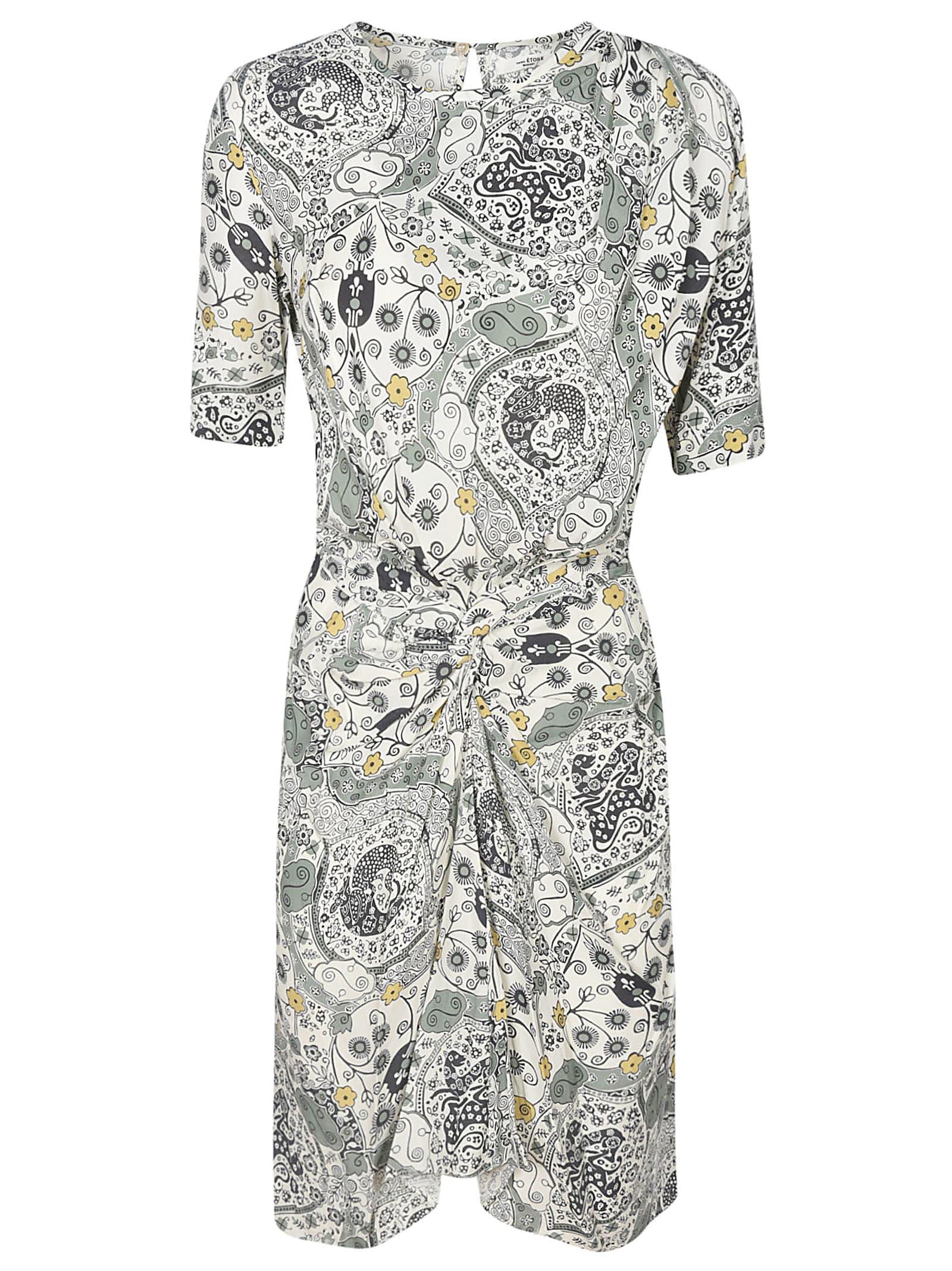 Buy Isabel Marant Étoile Bardeny Dress online, shop Isabel Marant Étoile with free shipping