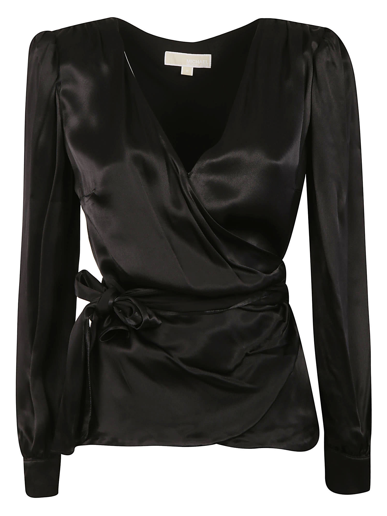Michael Kors Wrapped Top