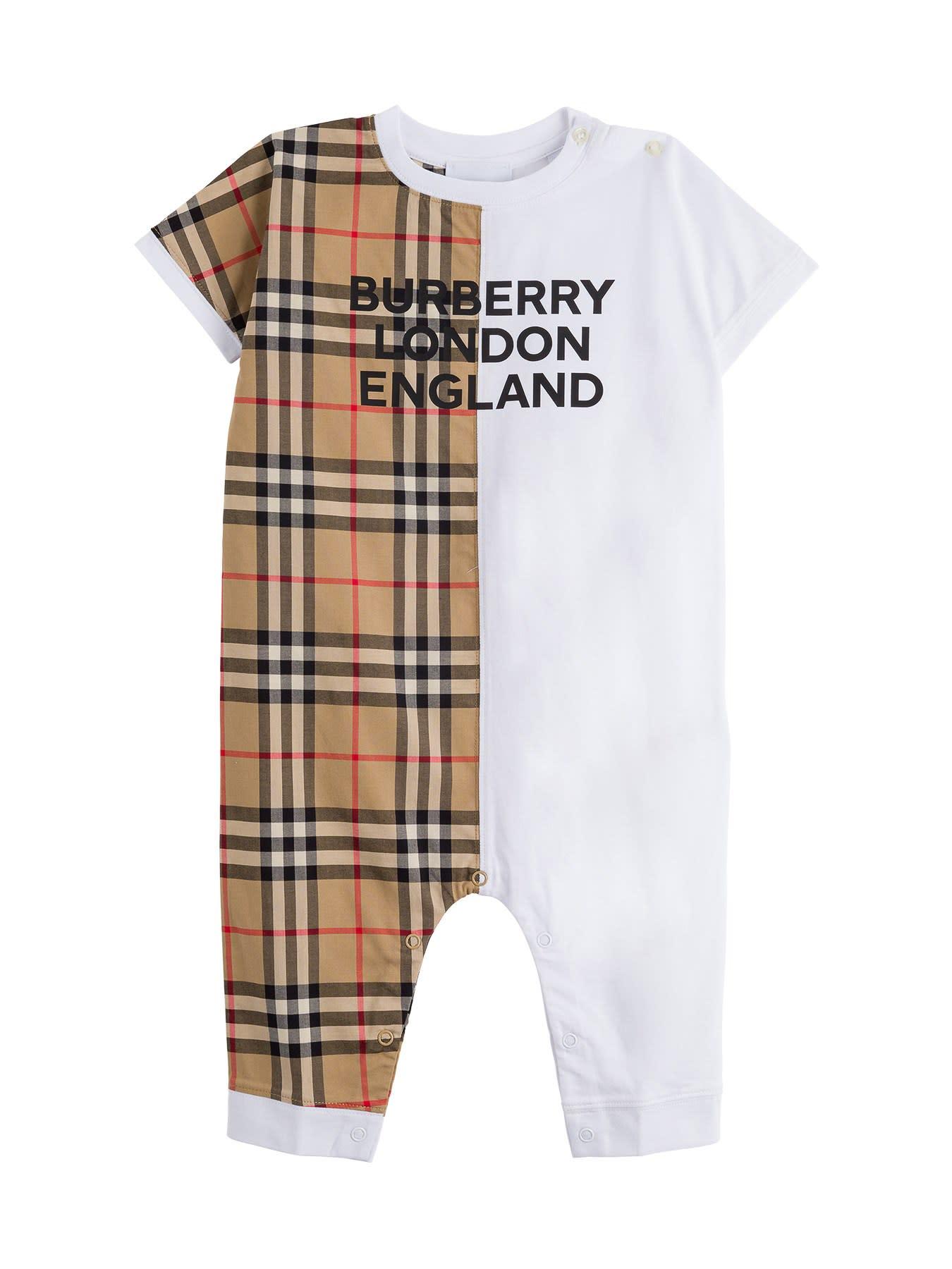 Burberry Climbing clotheses LENNOX SUIT