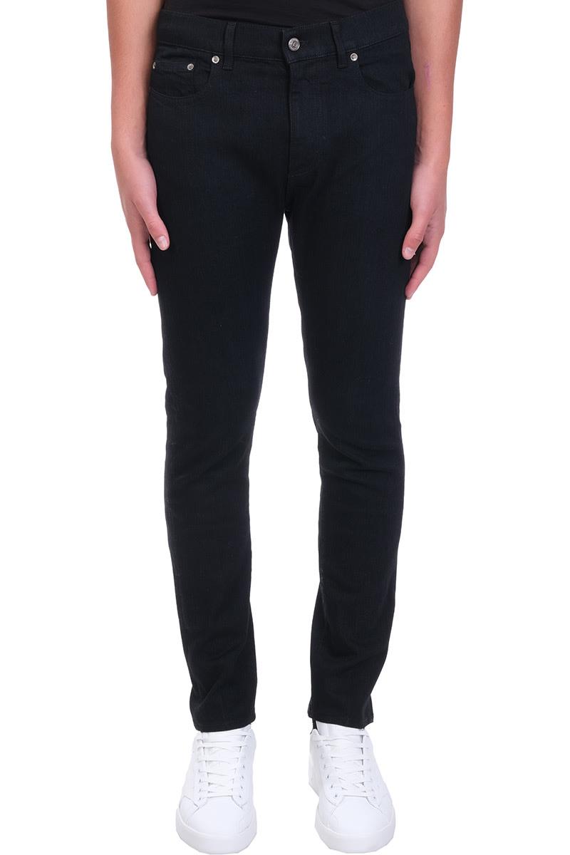 Golden Goose Alvaro Pants In Black Cotton