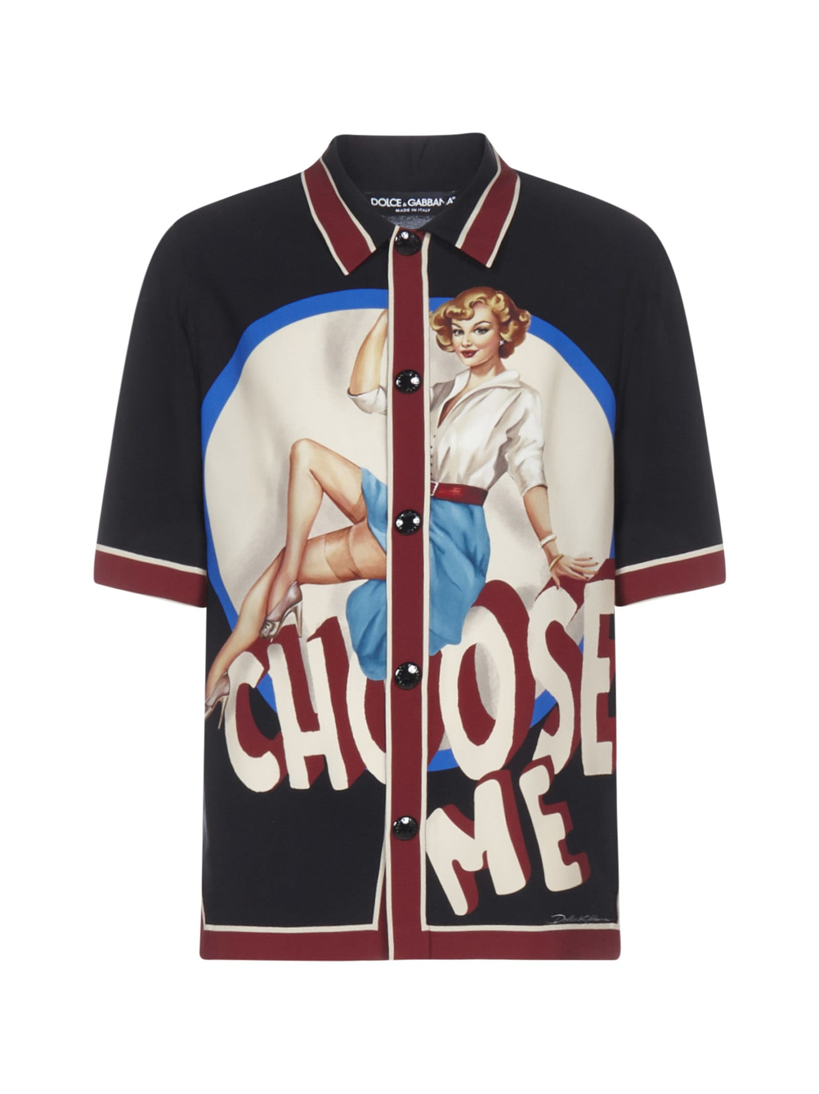 Dolce & Gabbana Choose Me Shirt