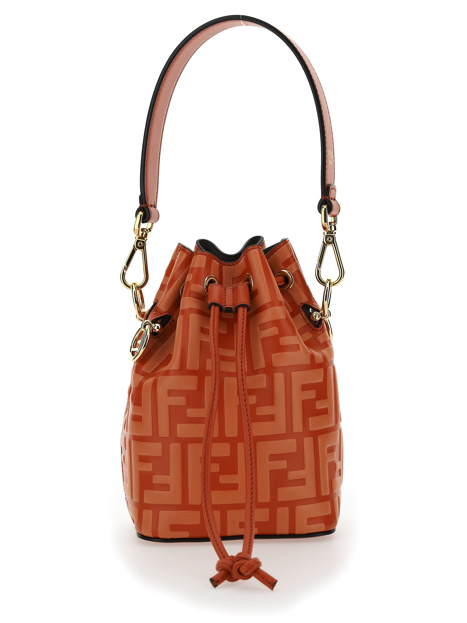 Fendi Bucket bags MINI MON TRESOR BUCKET BAG