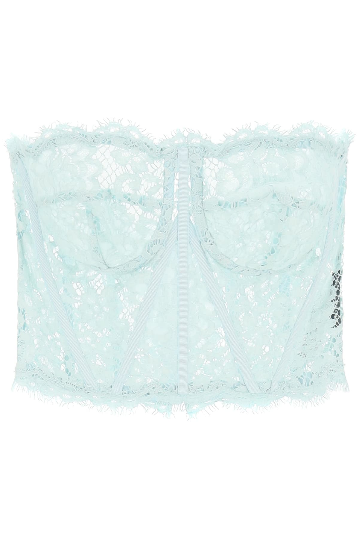 Dolce & Gabbana LACE BUSTIER TOP