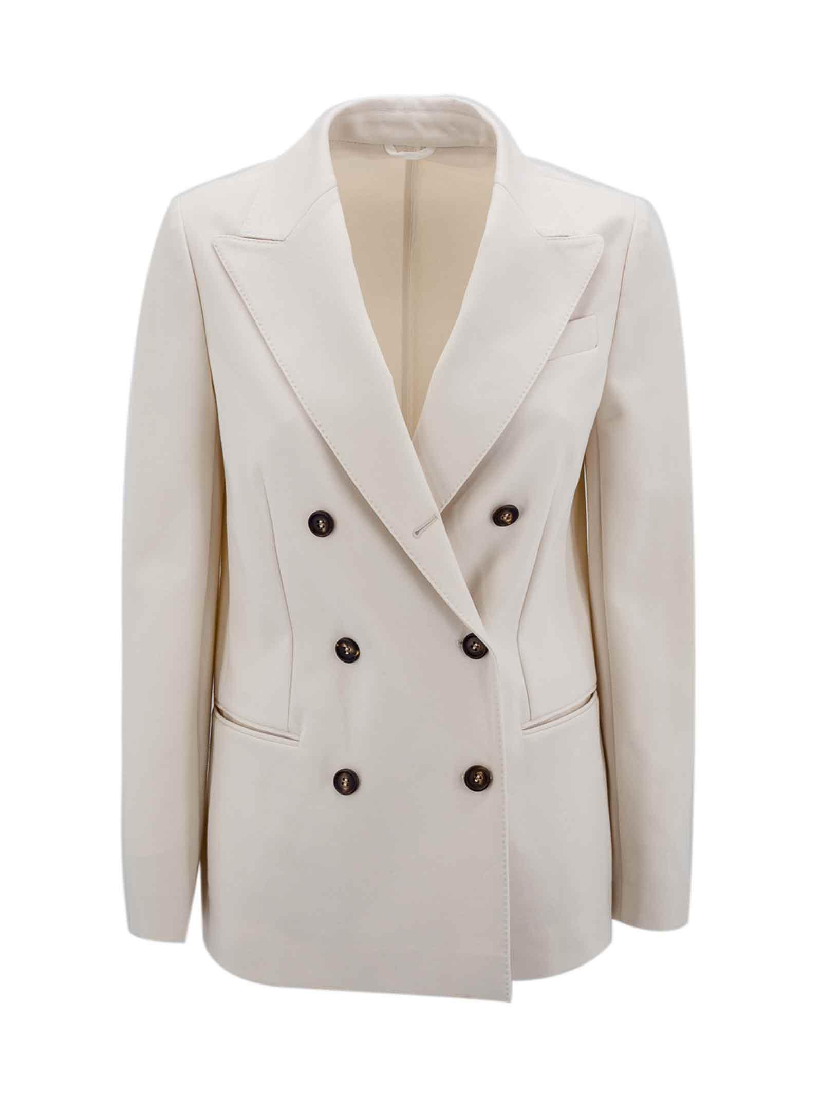 Brunello Cucinelli Cotton Blend Blazer