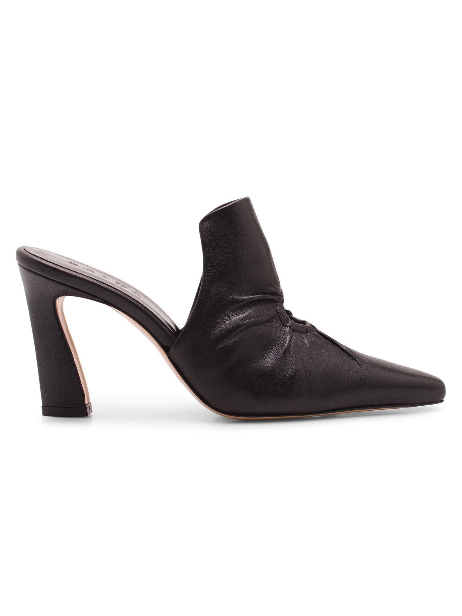 aga Leather Sandal