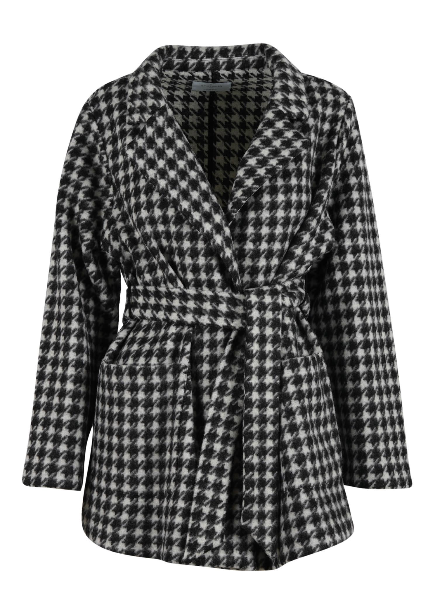 Giaccone C. Cintura Coat