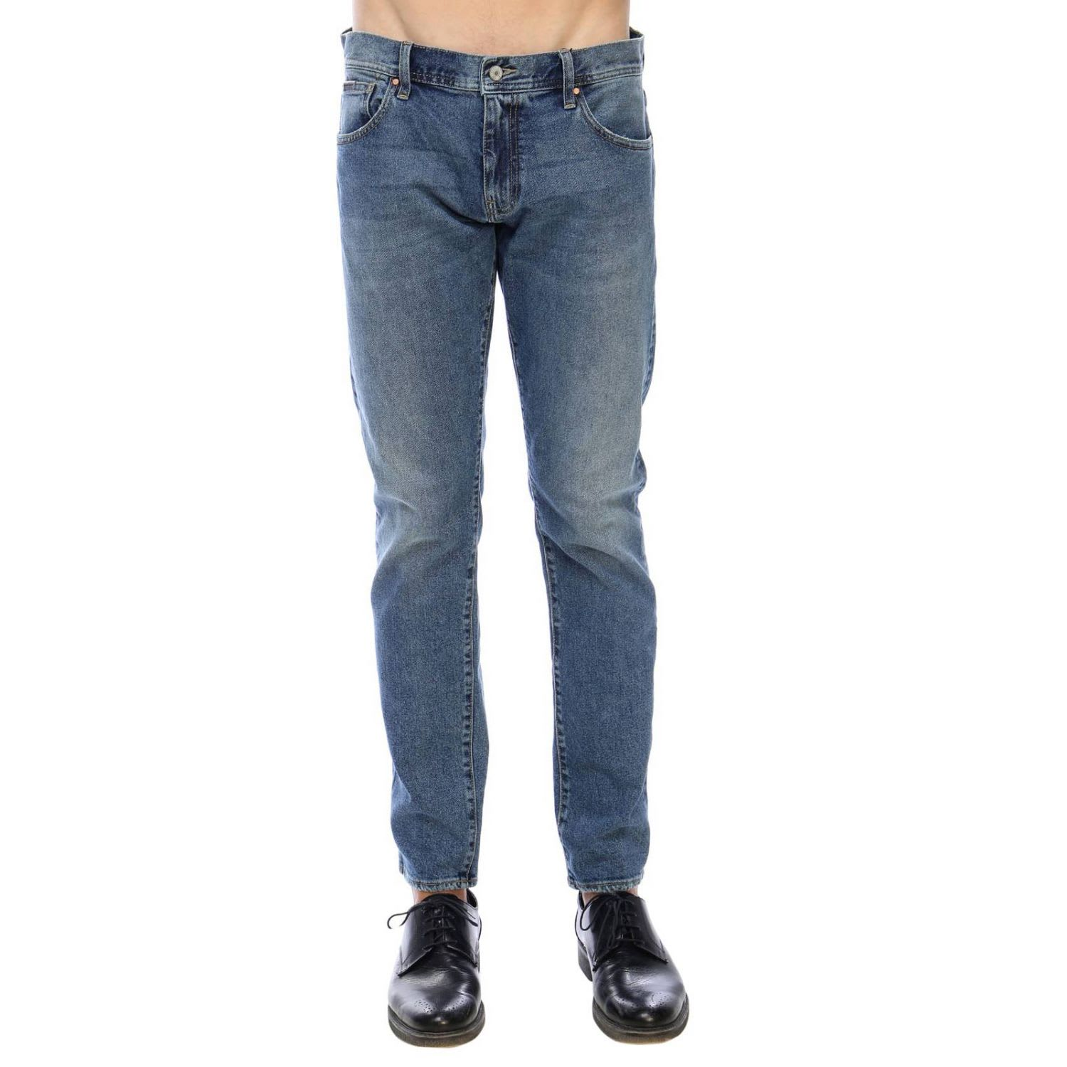 quality design on sale fast delivery Best price on the market at italist   Armani Collezioni Armani Exchange  Jeans Jeans Men Armani Exchange