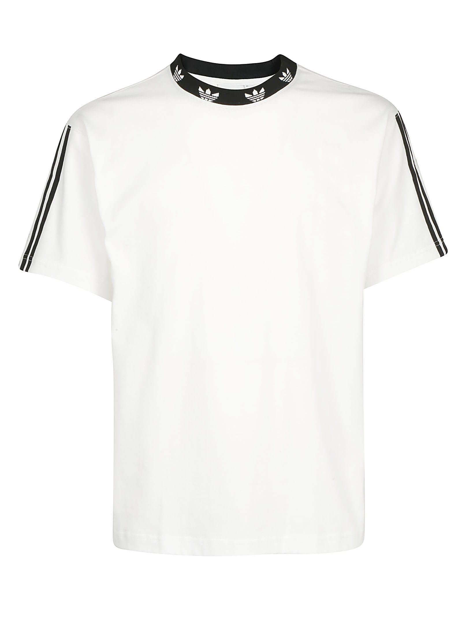 första kurs reducerat pris auktoriserad webbplats Adidas Adidas T-shirt - White - 11004038 | italist