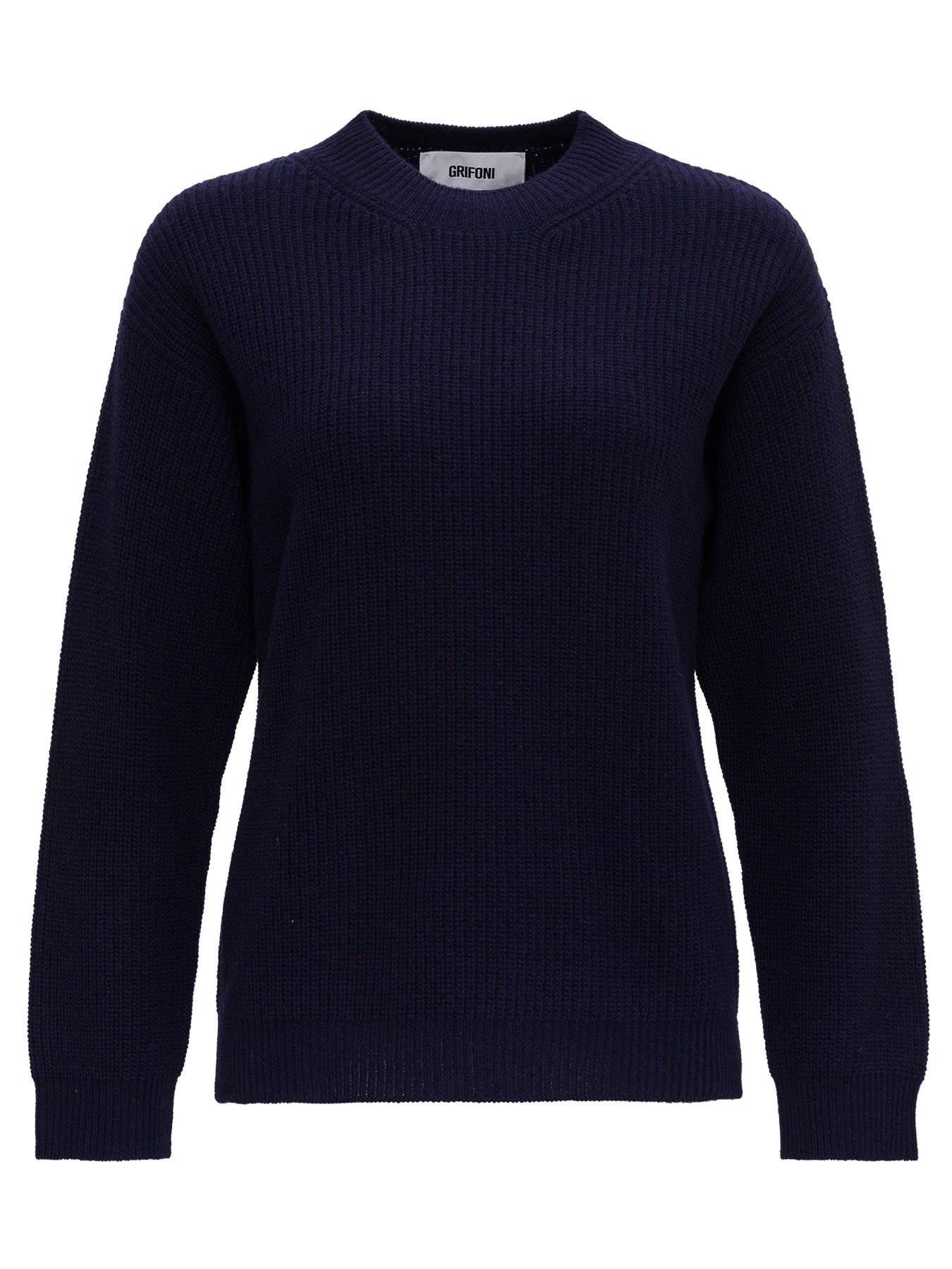 Mauro Grifoni Wool Sweater