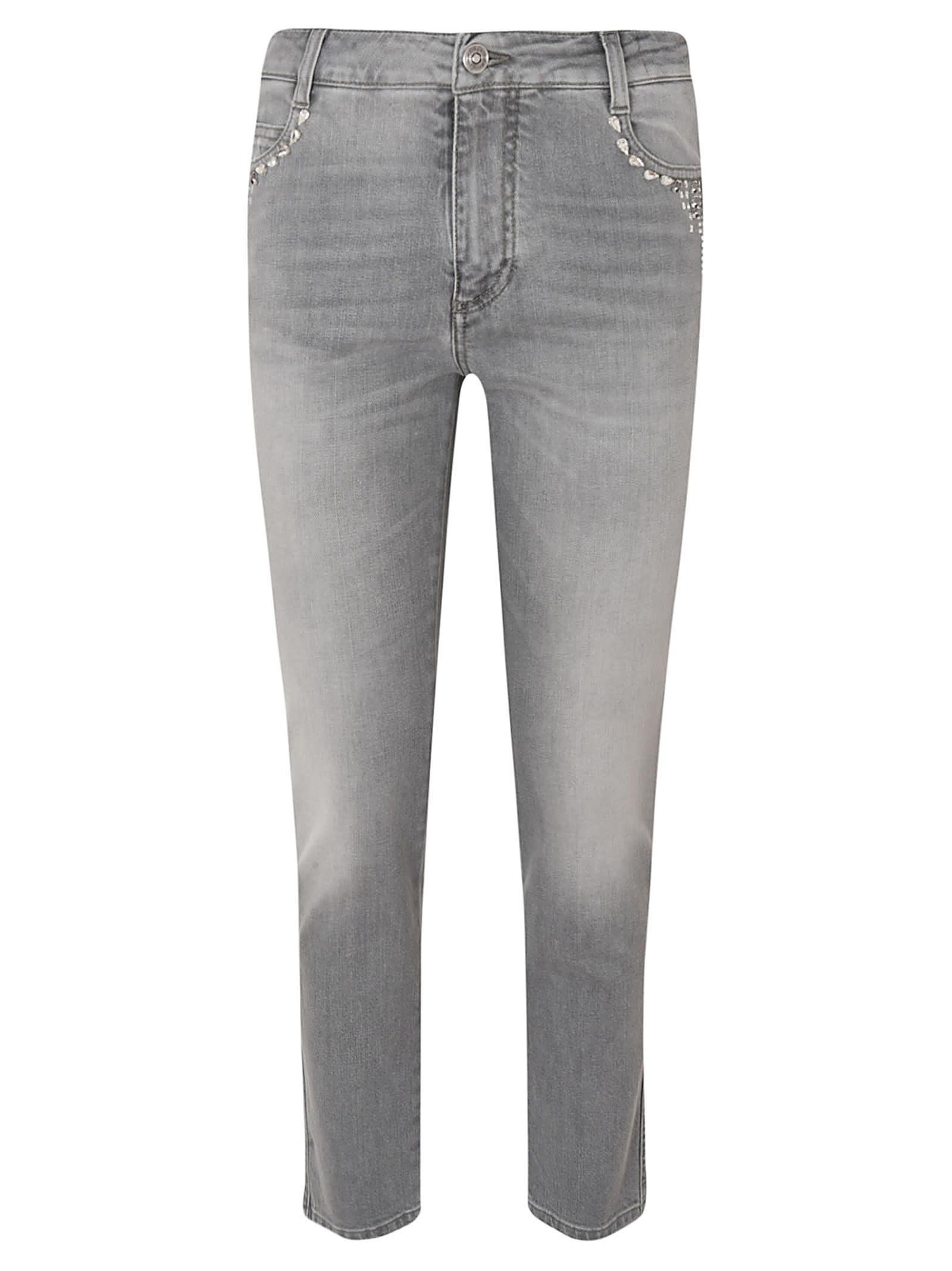 Ermanno Scervino Slim Fit Jeans