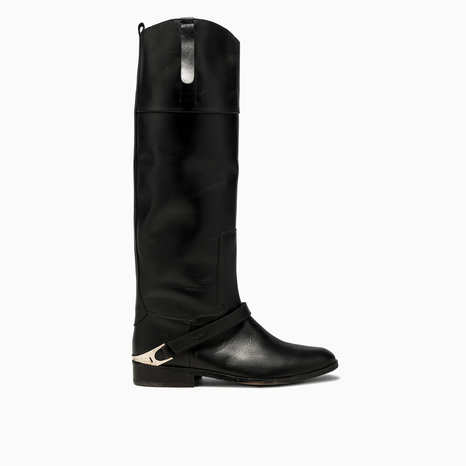 Buy Golden Goose Deluxe Brand Charlie Boots Gwf00236 F002300 online, shop Golden Goose shoes with free shipping