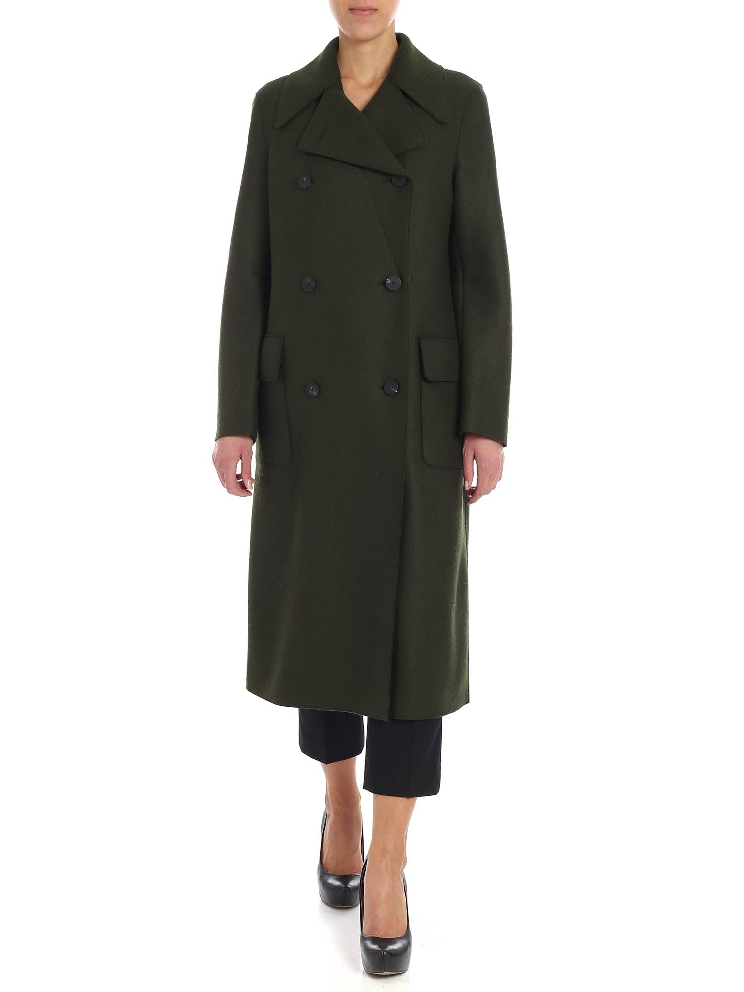 Harris Wharf London – Coat