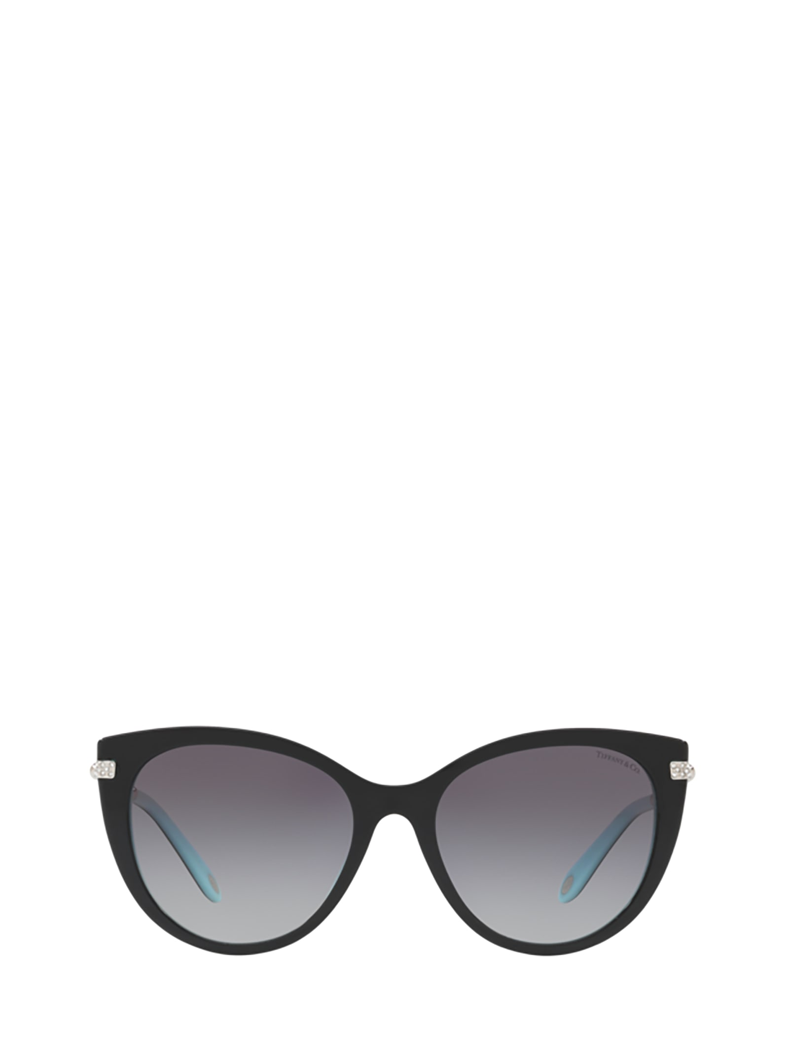 Tiffany & Co. Tiffany Tf4143b Black / Blue Sunglasses