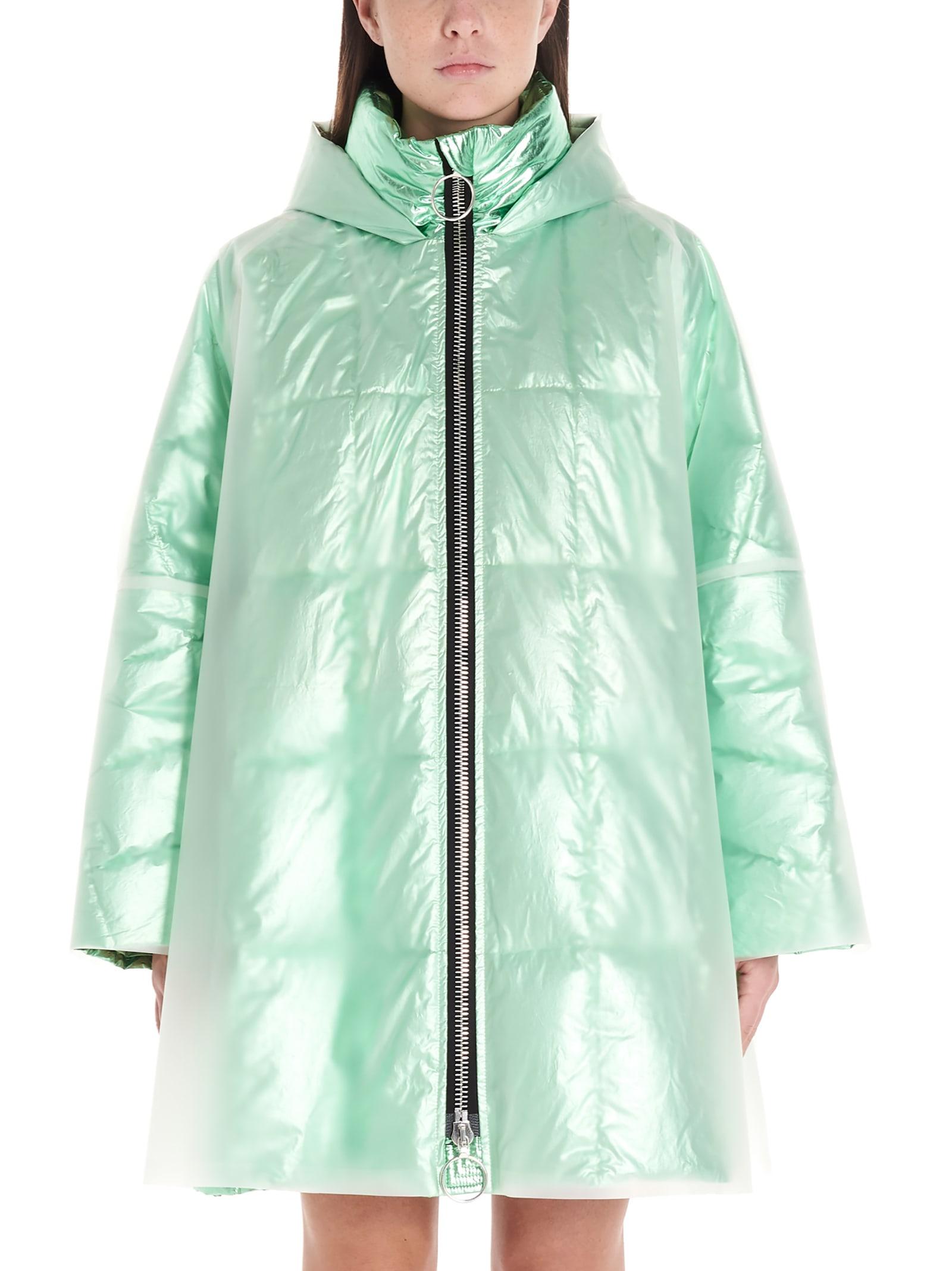 shiney Nylon Jacket