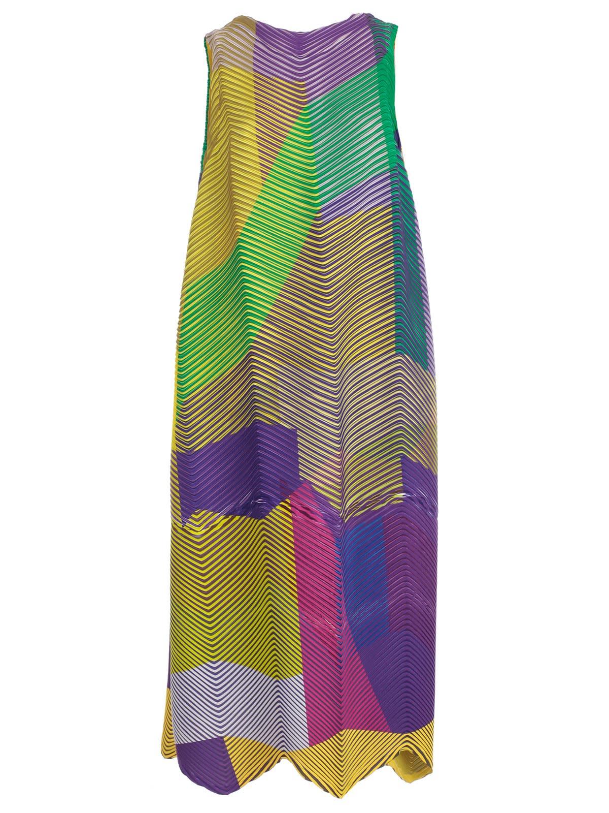 Issey Miyake Dress W & s Fantasy