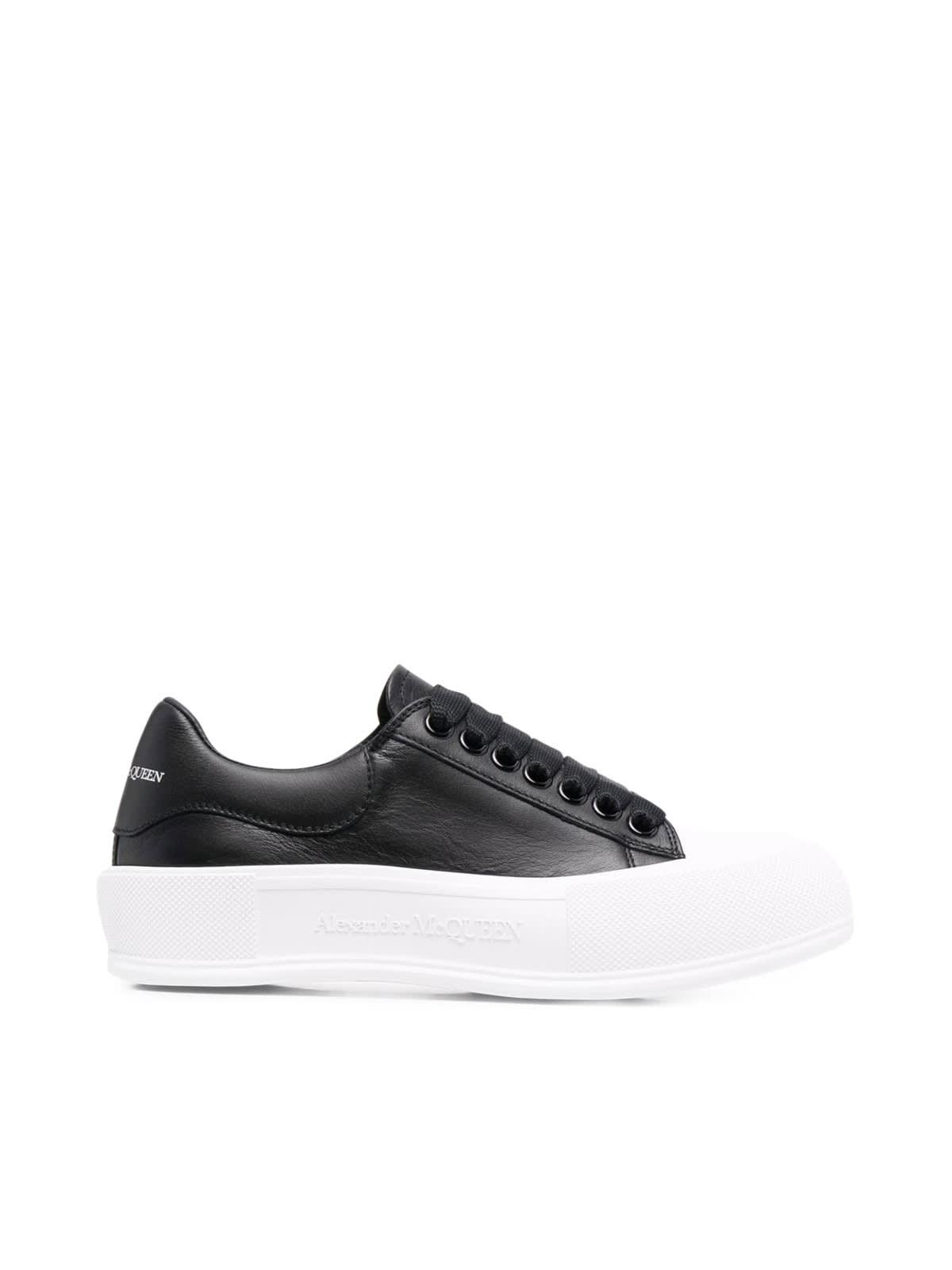Alexander McQueen Laced Sneakers