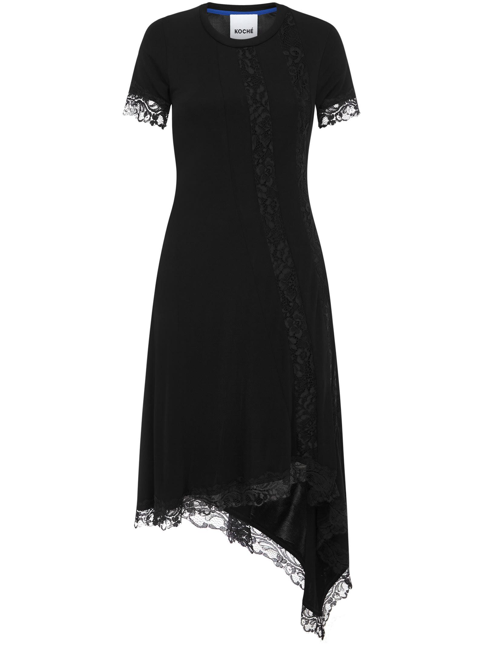 Koche Midi Dress