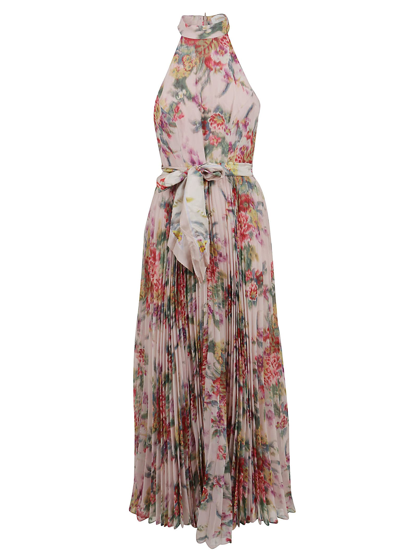 Buy Zimmermann Wavelength Sunray Picnic Dress online, shop Zimmermann with free shipping