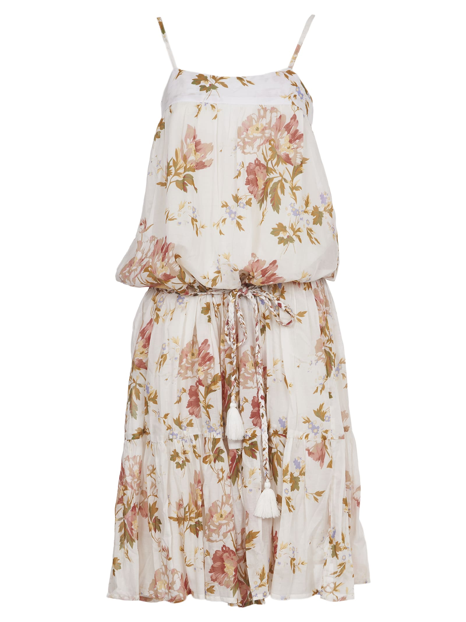 Buy SEMICOUTURE Floral Dress online, shop SEMICOUTURE with free shipping