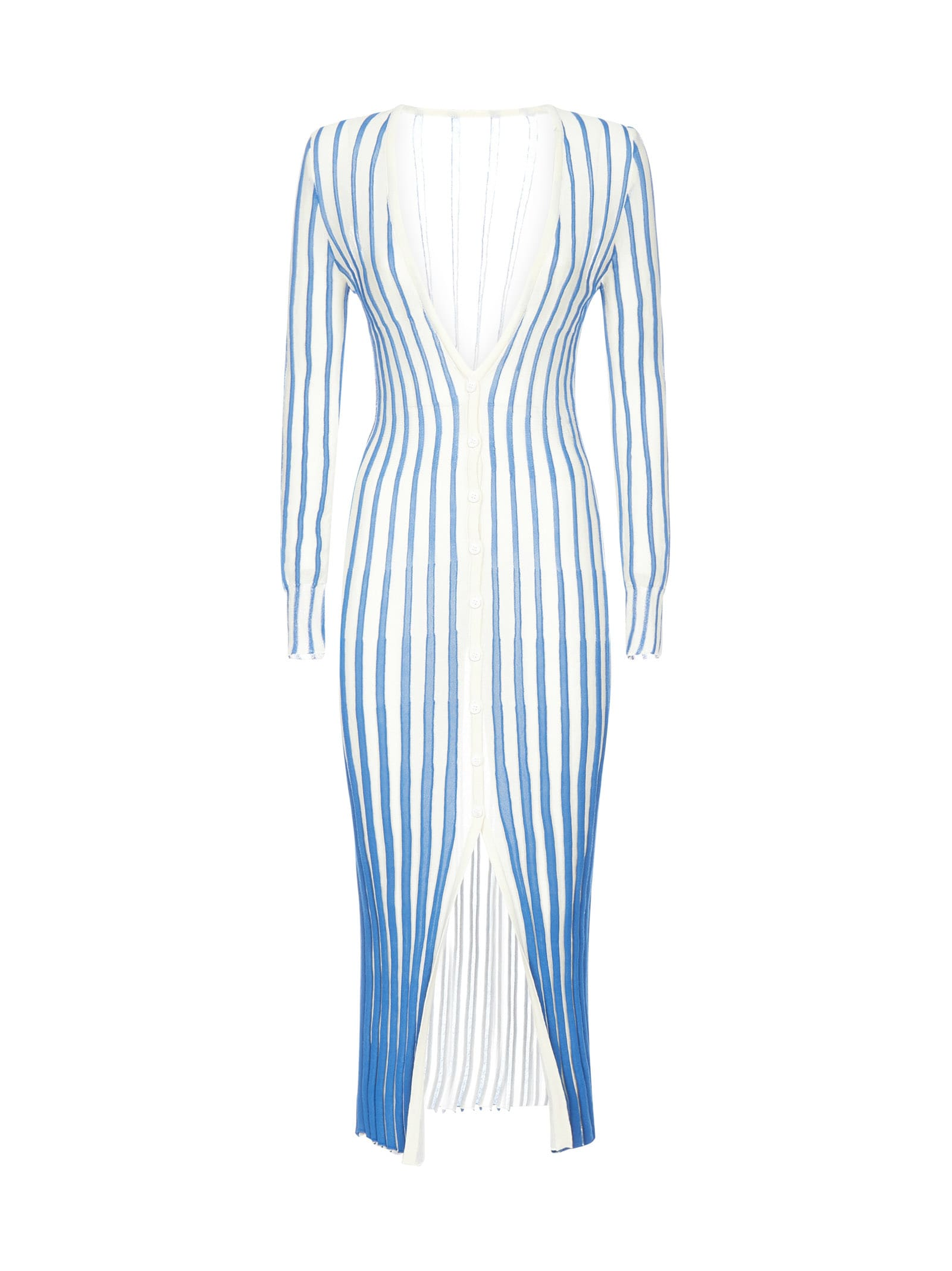 Buy Jacquemus La Robe Jacquemus Dress online, shop Jacquemus with free shipping