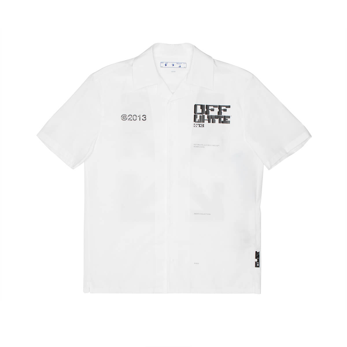 Off-White Tops TECH MARKER HOLIDAY SHIRT