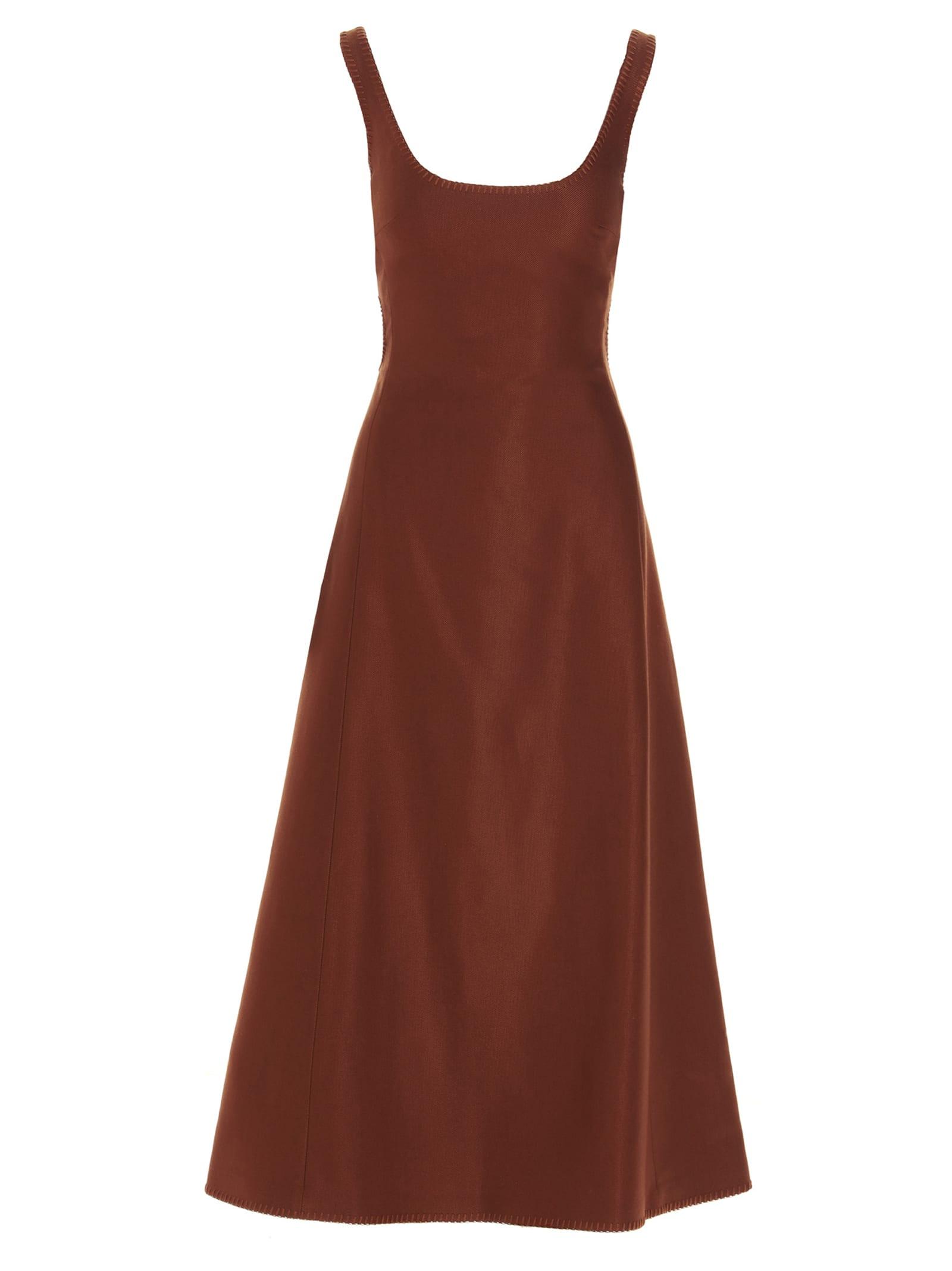 Buy Gabriela Hearst hydra Dress online, shop Gabriela Hearst with free shipping
